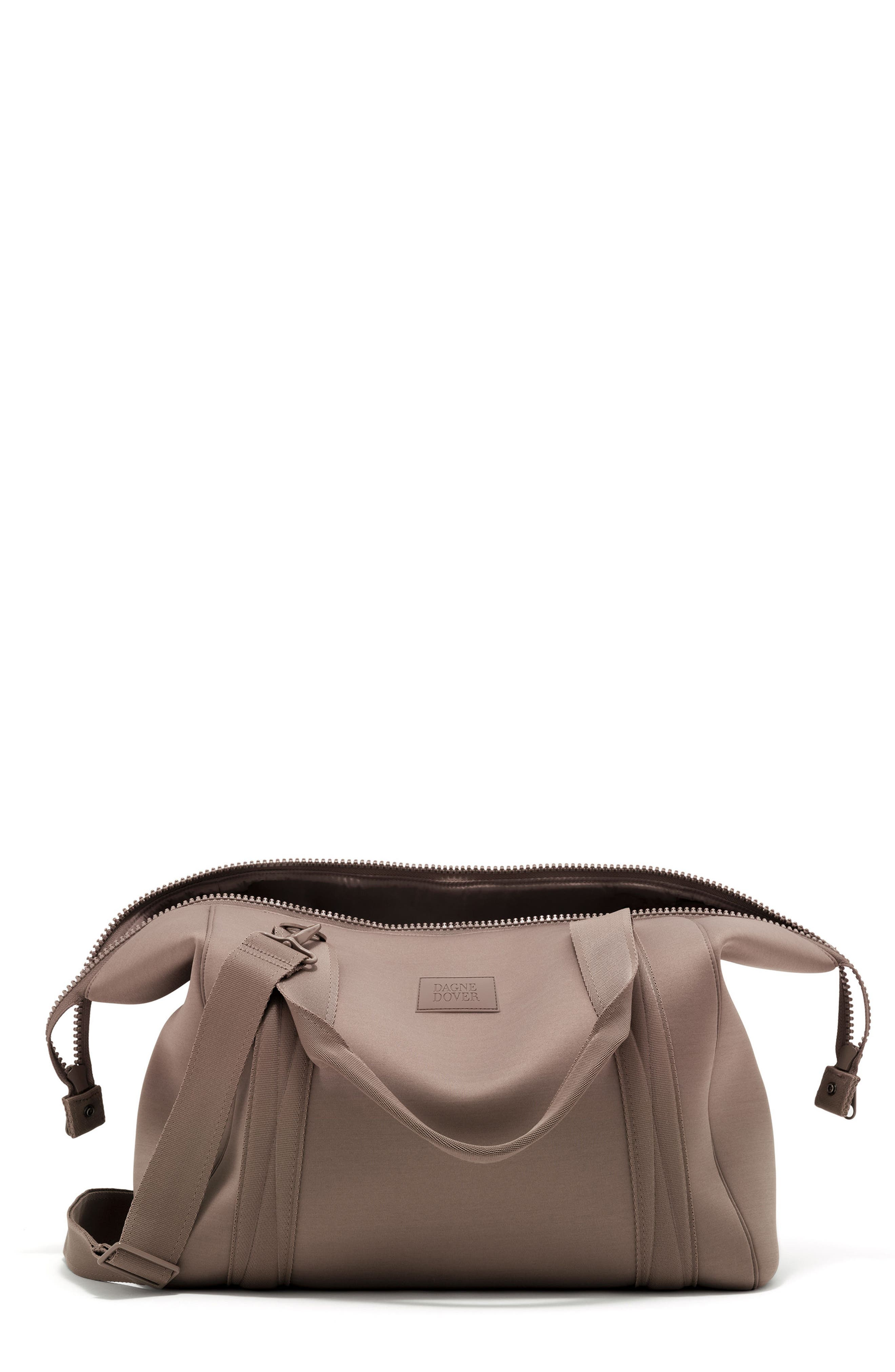 365 Large Landon Neoprene Carryall Duffel Bag,                             Main thumbnail 3, color,
