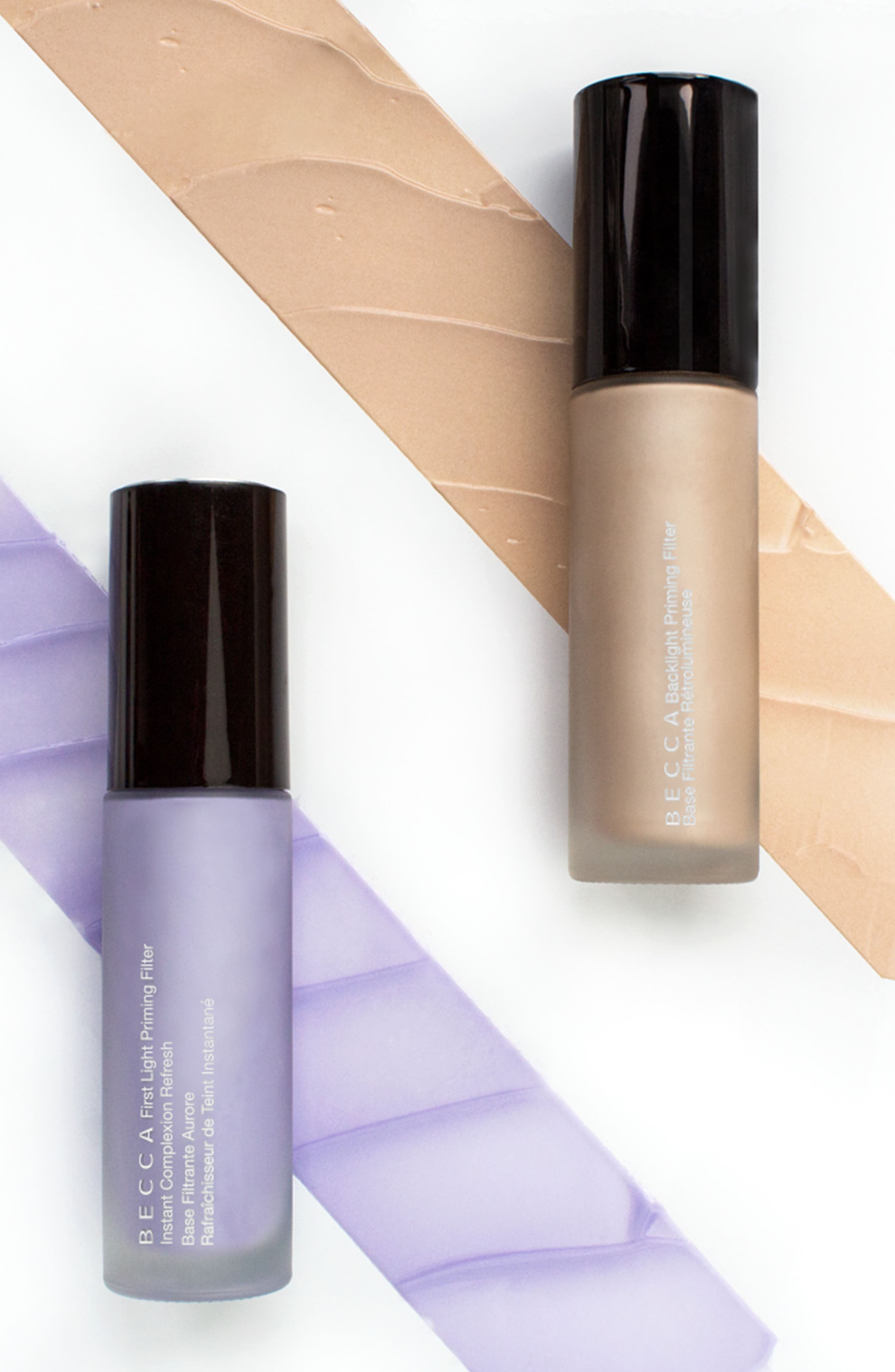 BECCA First Light Priming Filter Instant Complexion Refresh,                             Alternate thumbnail 8, color,                             NO COLOR