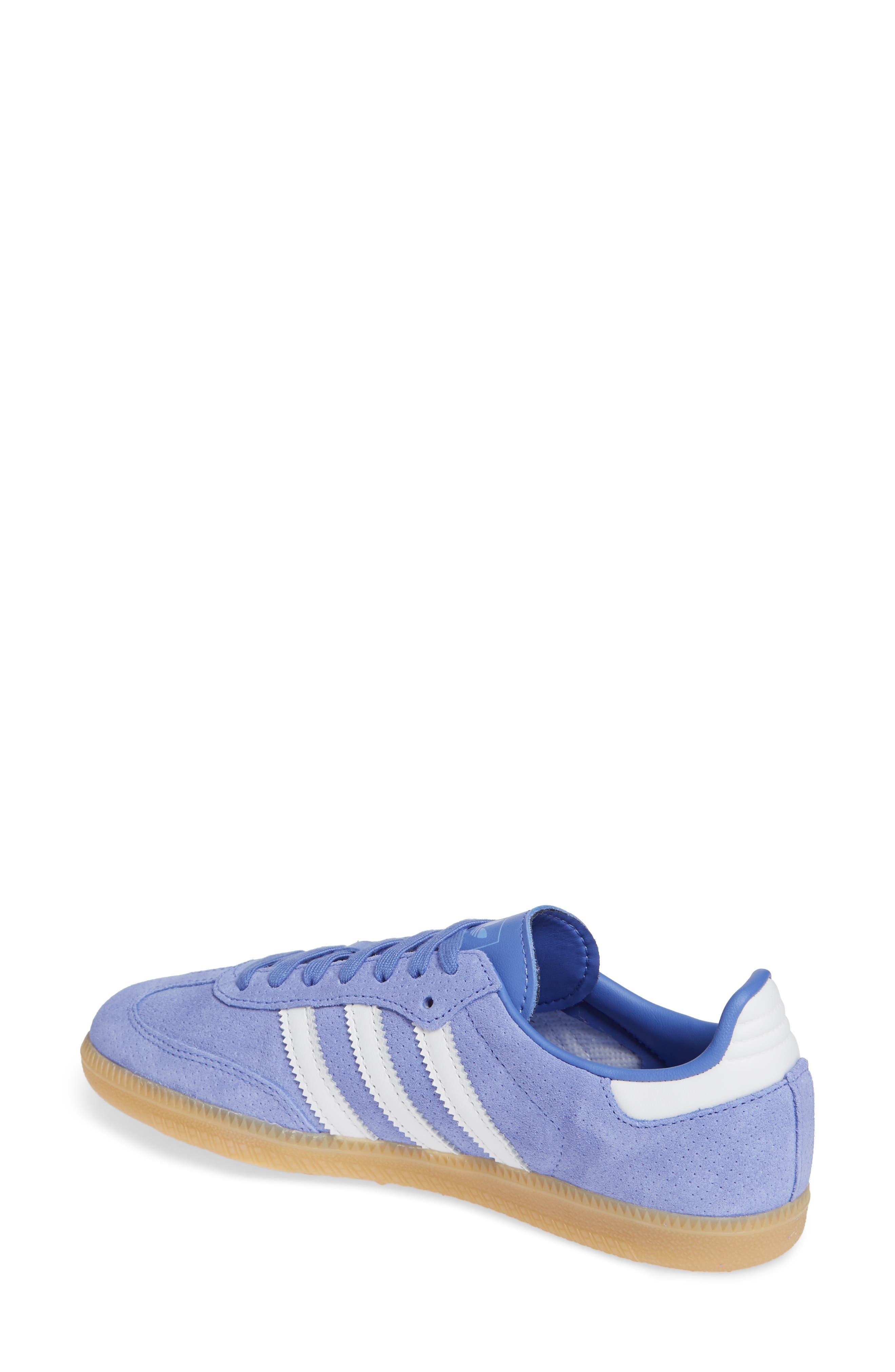 Samba OG Low Top Sneaker,                             Alternate thumbnail 2, color,                             536
