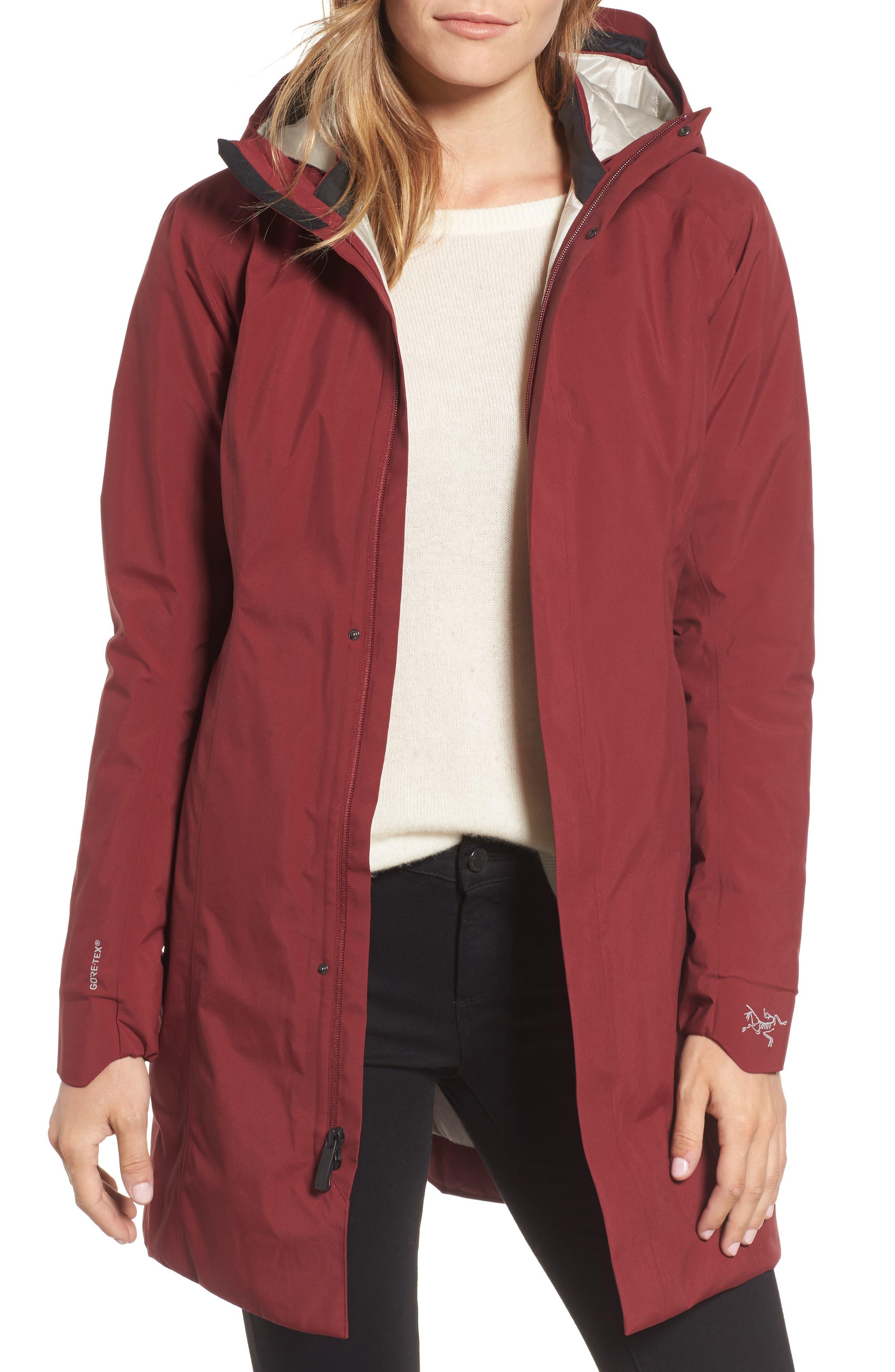 Durant Waterproof Hooded Jacket,                         Main,                         color, 600