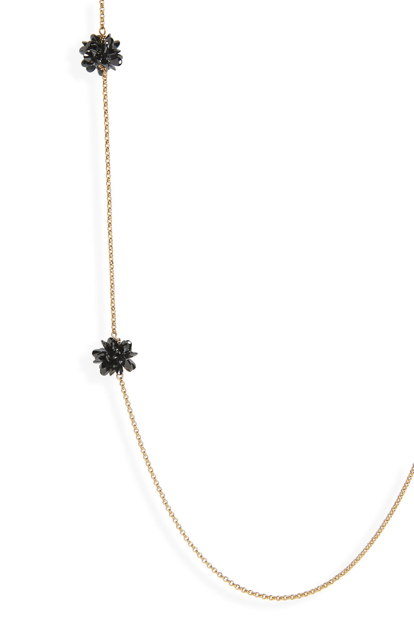 flying colors rock candy long station necklace,                             Alternate thumbnail 2, color,                             001