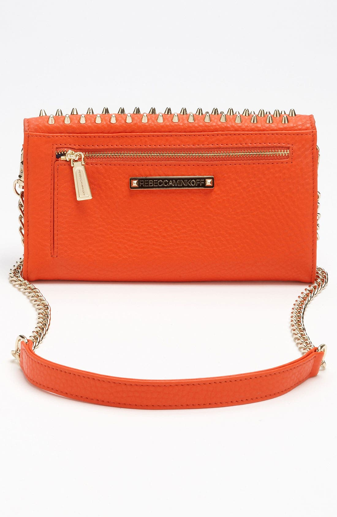 Studded Wallet on a Chain,                             Alternate thumbnail 2, color,                             820