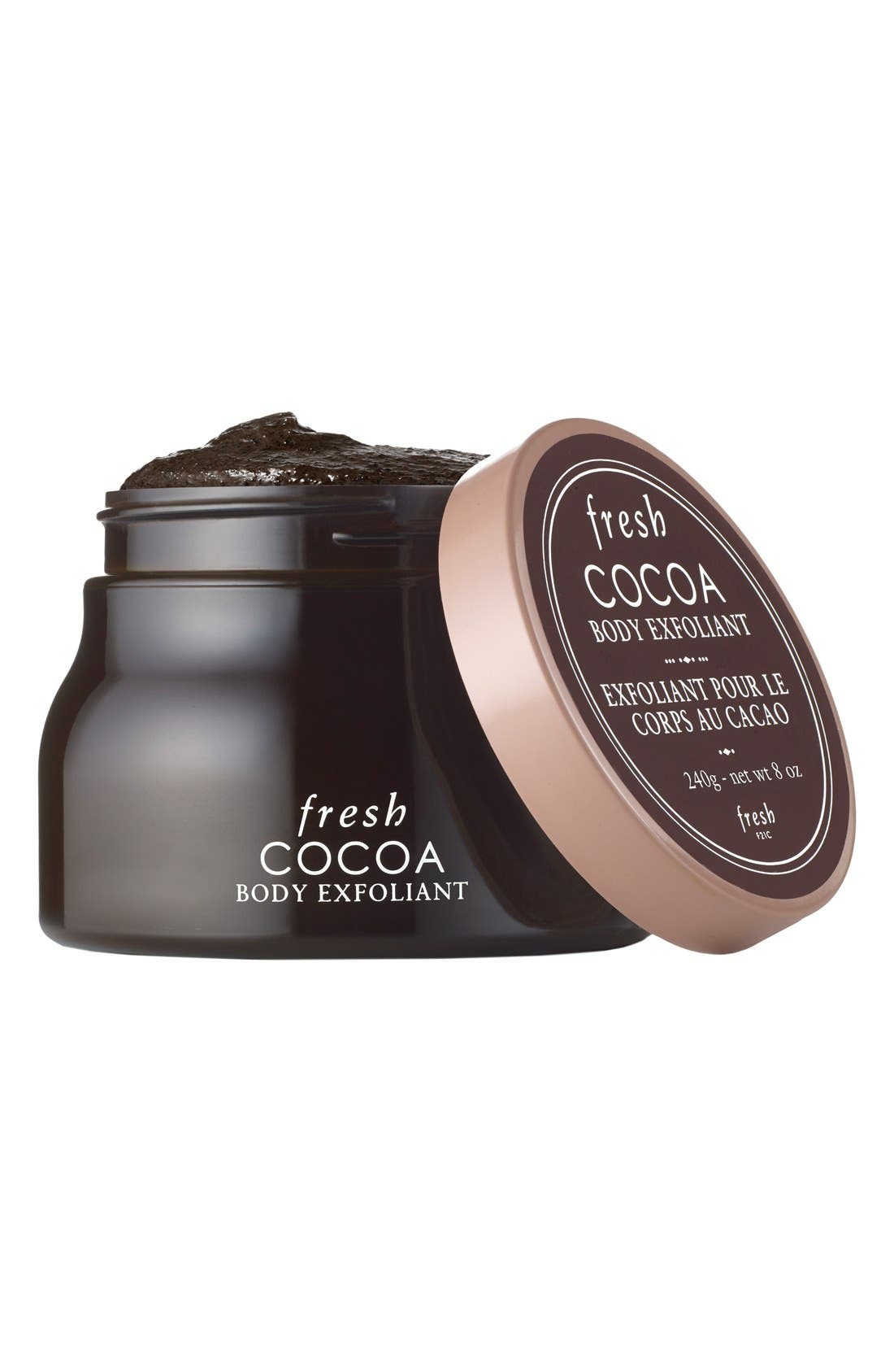 Cocoa Body Exfoliant,                             Alternate thumbnail 2, color,                             NO COLOR