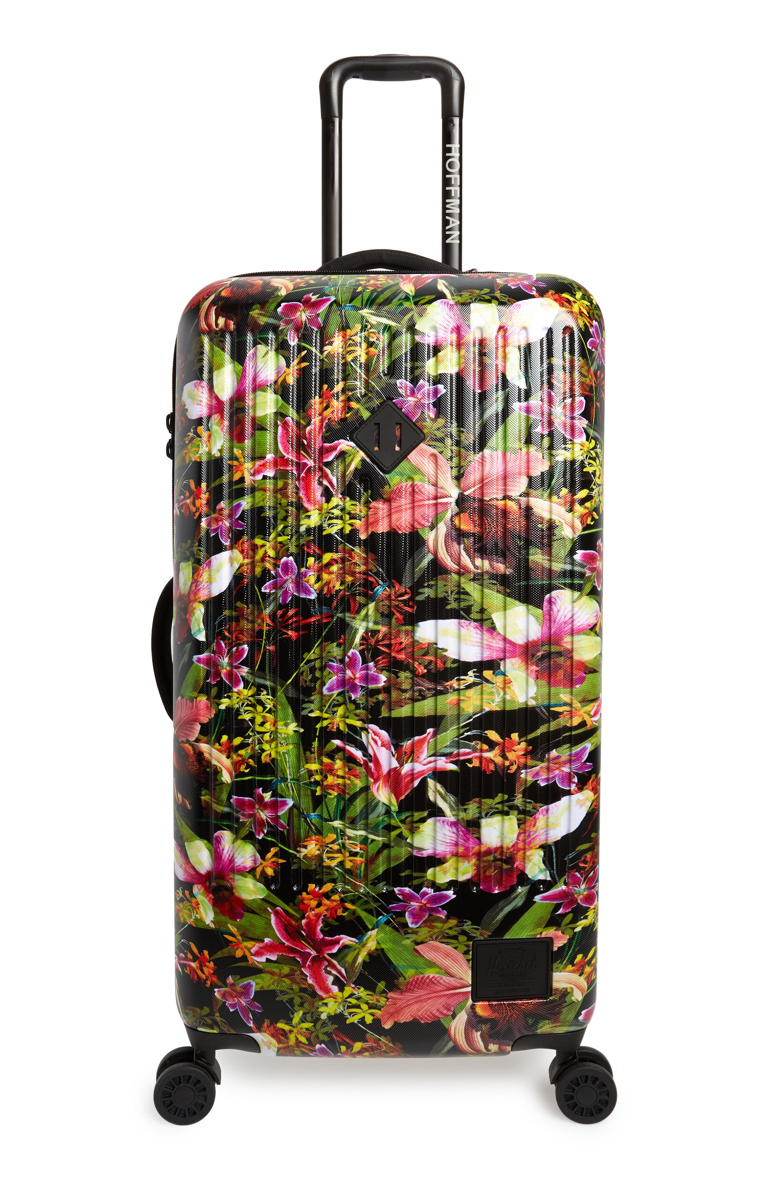 HERSCHEL SUPPLY CO.,                             Trade 34-Inch Large Wheeled Packing Case,                             Main thumbnail 1, color,                             JUNGLE HOFFMAN