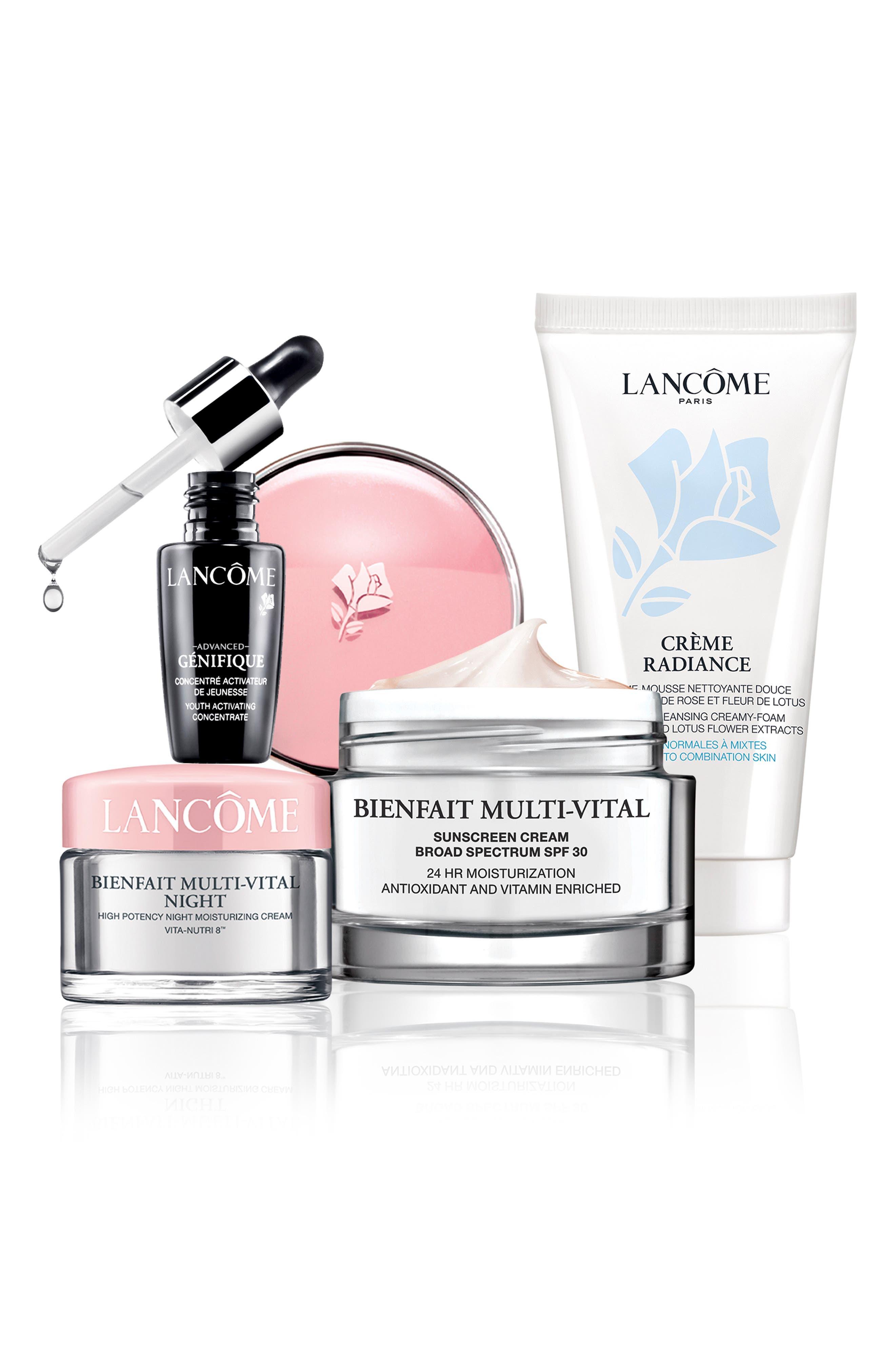 Lancome Bienfait Multi-Vital Hydrating And Protecting Set