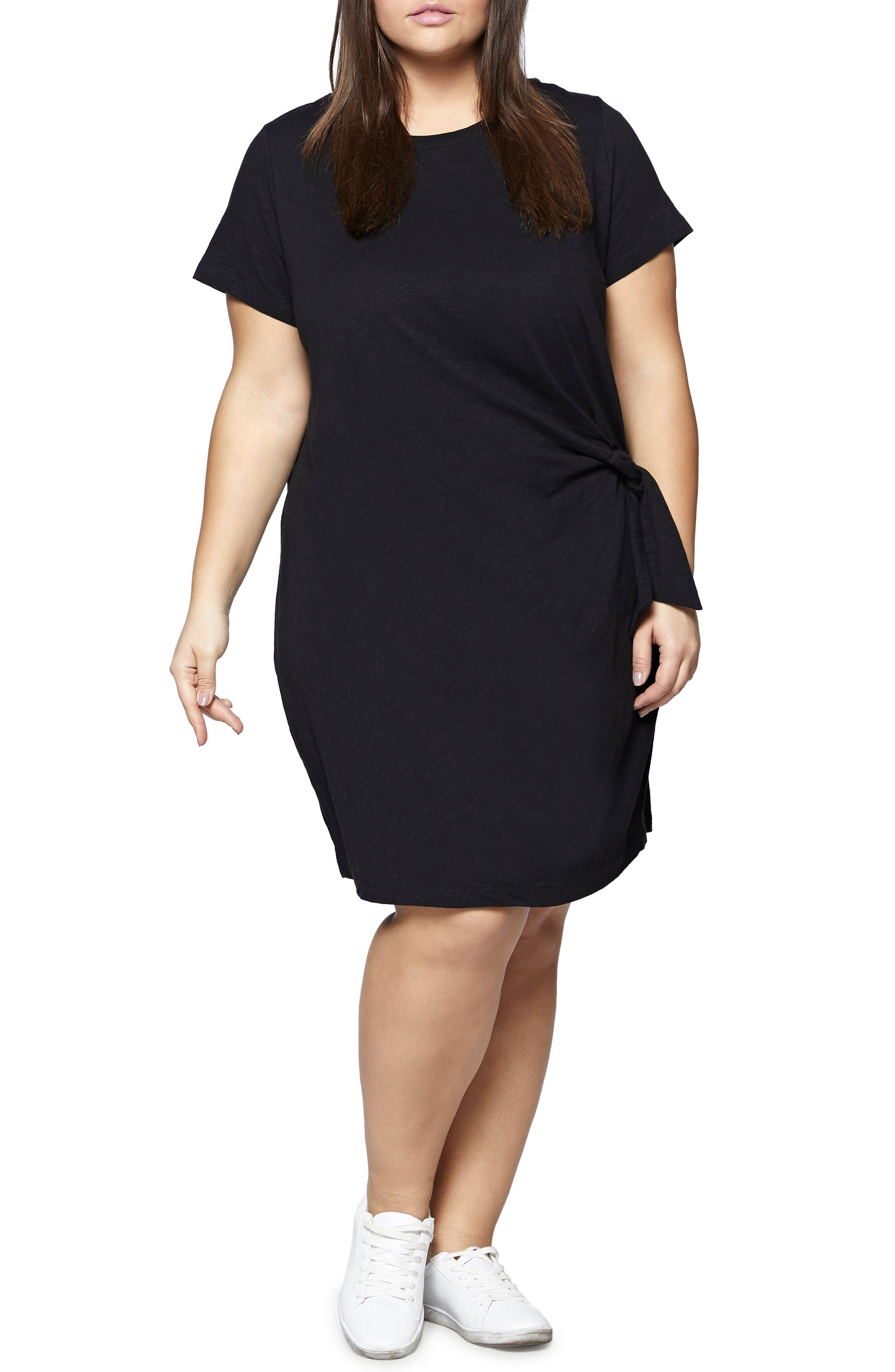 Wrapsody Dress,                         Main,                         color, 001