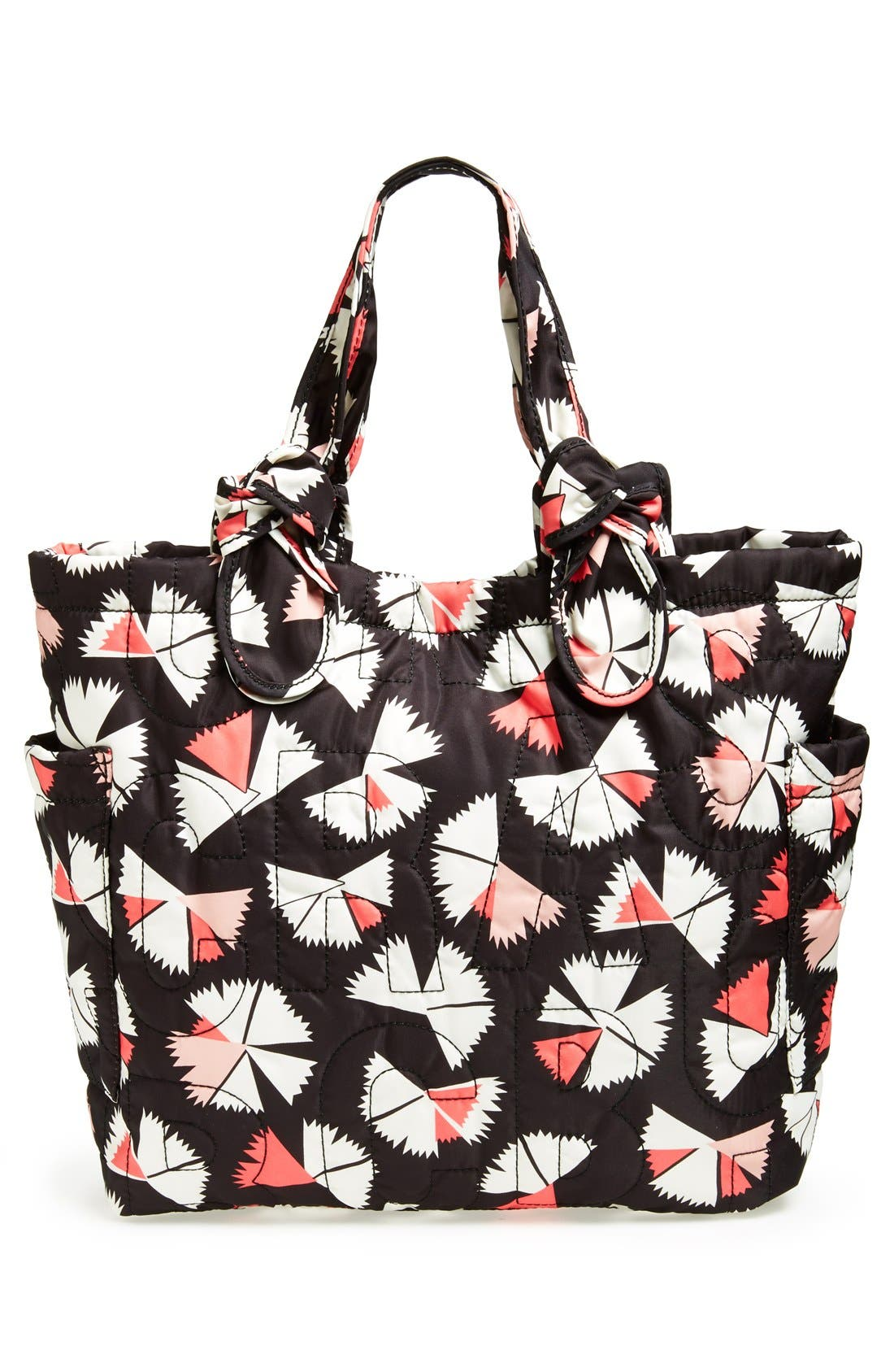 MARC BY MARC JACOBS 'Medium Tate' Tote,                             Alternate thumbnail 3, color,                             001