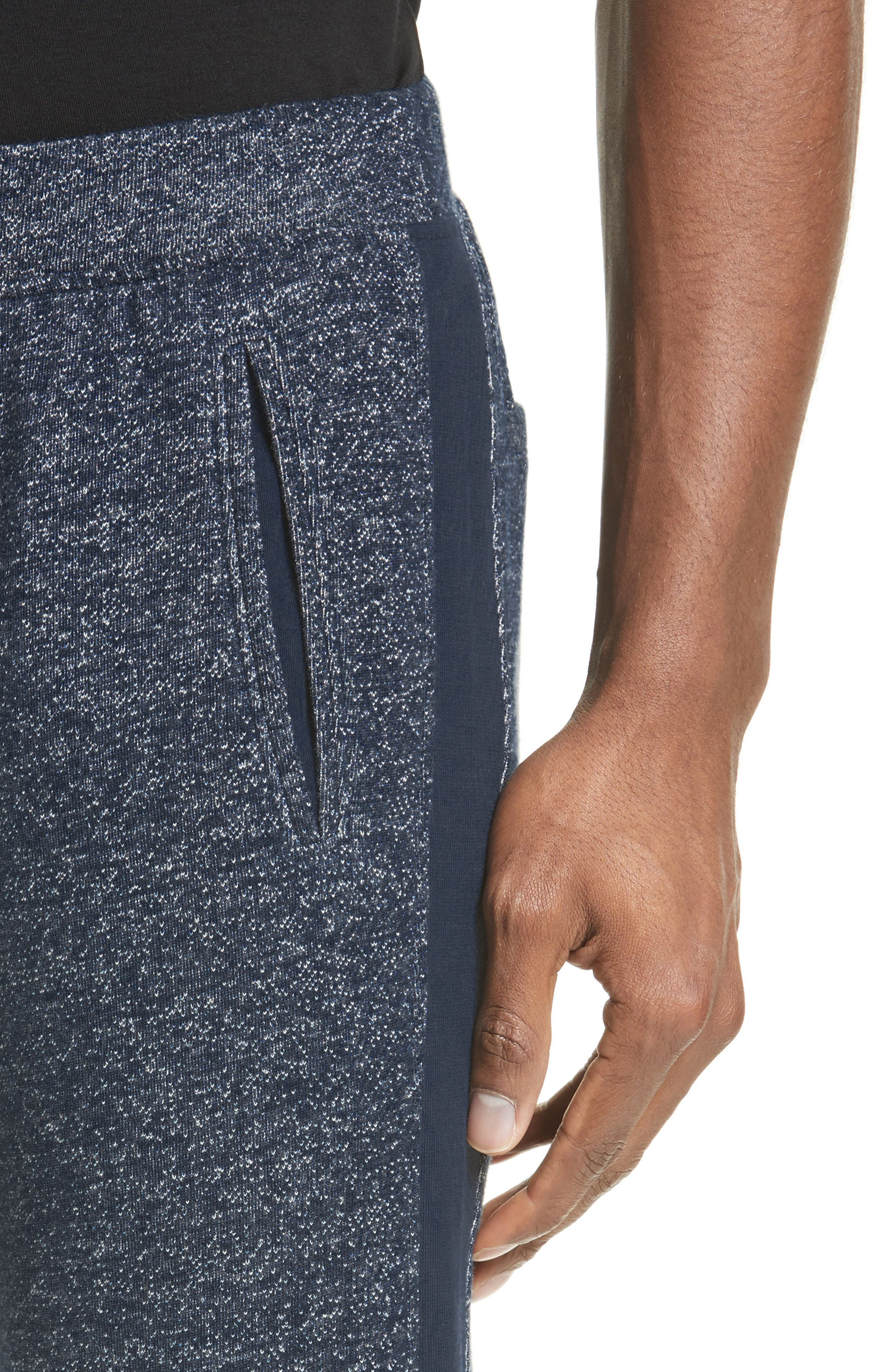 French Terry Jogger Pants,                             Alternate thumbnail 4, color,                             410