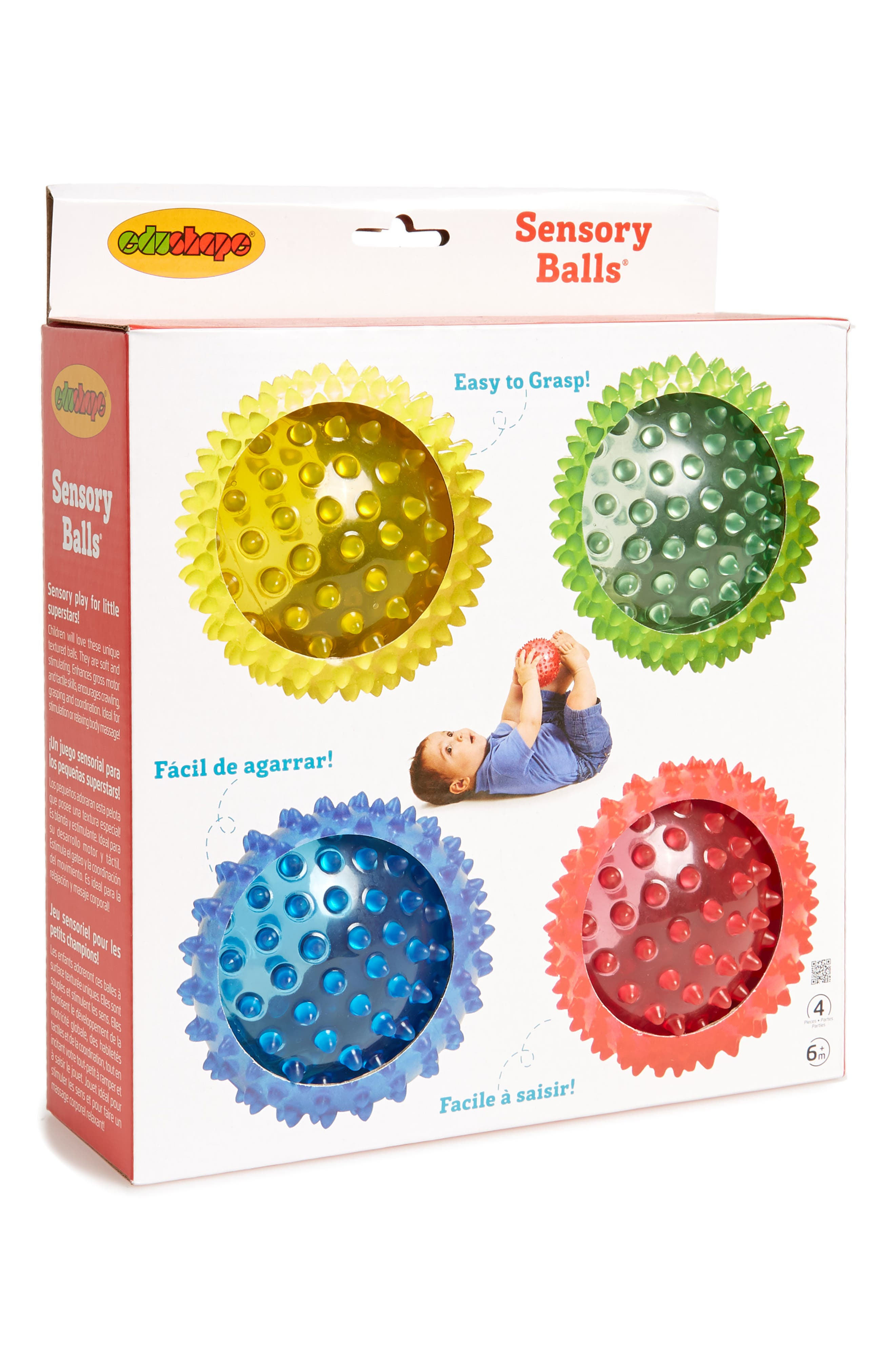 'Sensory Ball<sup>®</sup>' Toy Balls,                             Alternate thumbnail 2, color,                             960