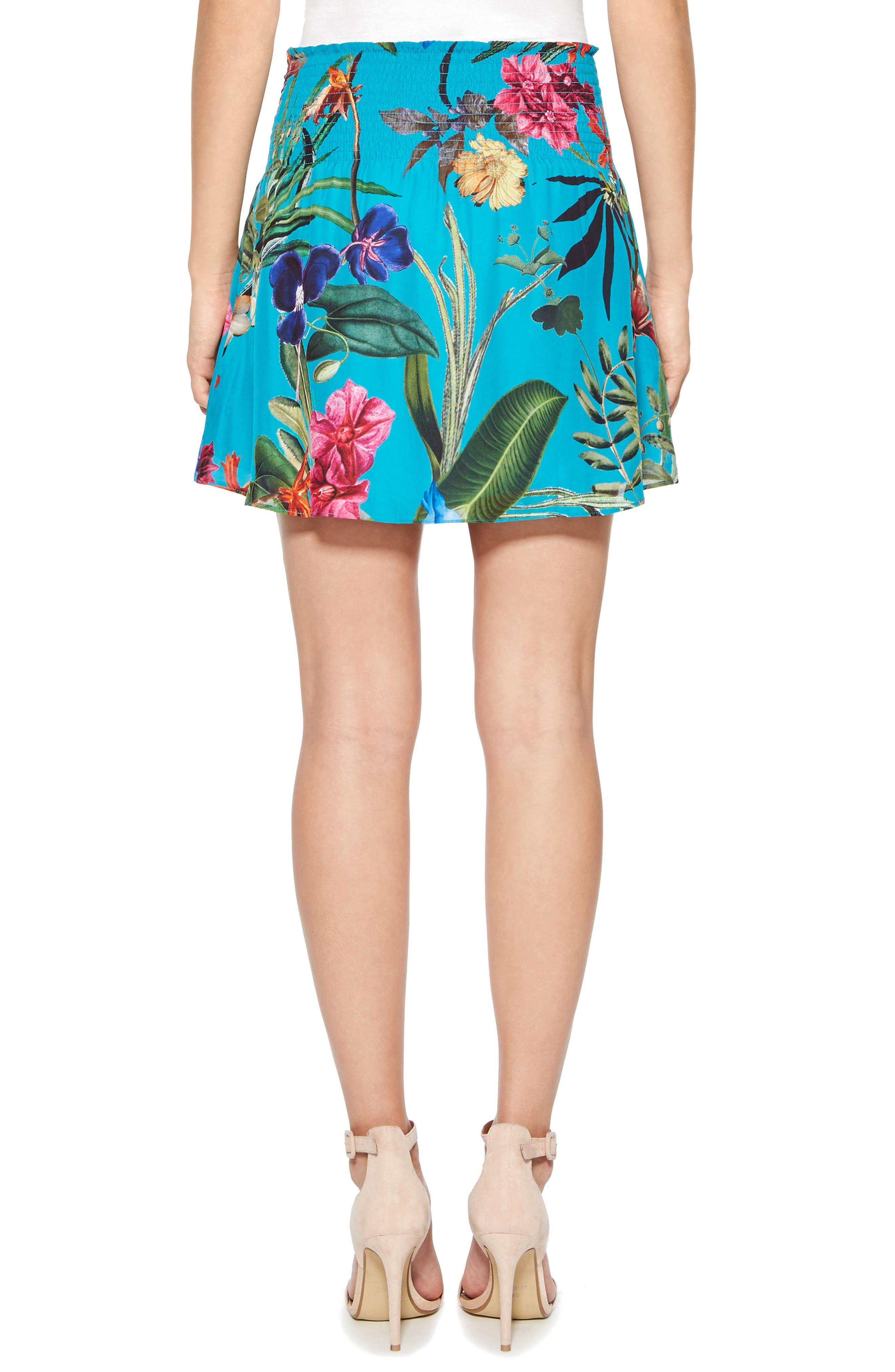 Bridgette Skirt,                             Alternate thumbnail 2, color,                             455