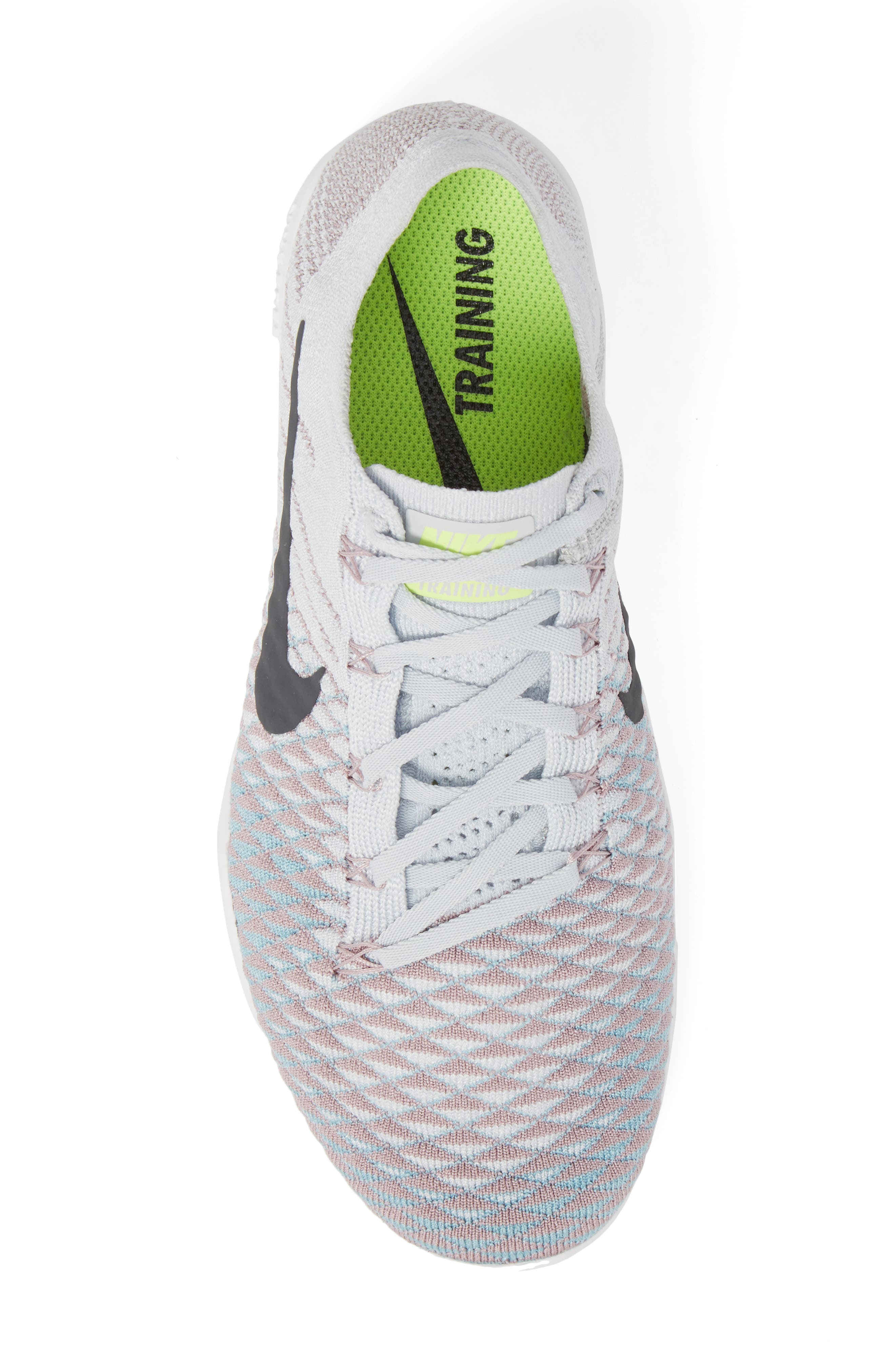 Free TR Flyknit 2 Training Shoe,                             Alternate thumbnail 18, color,