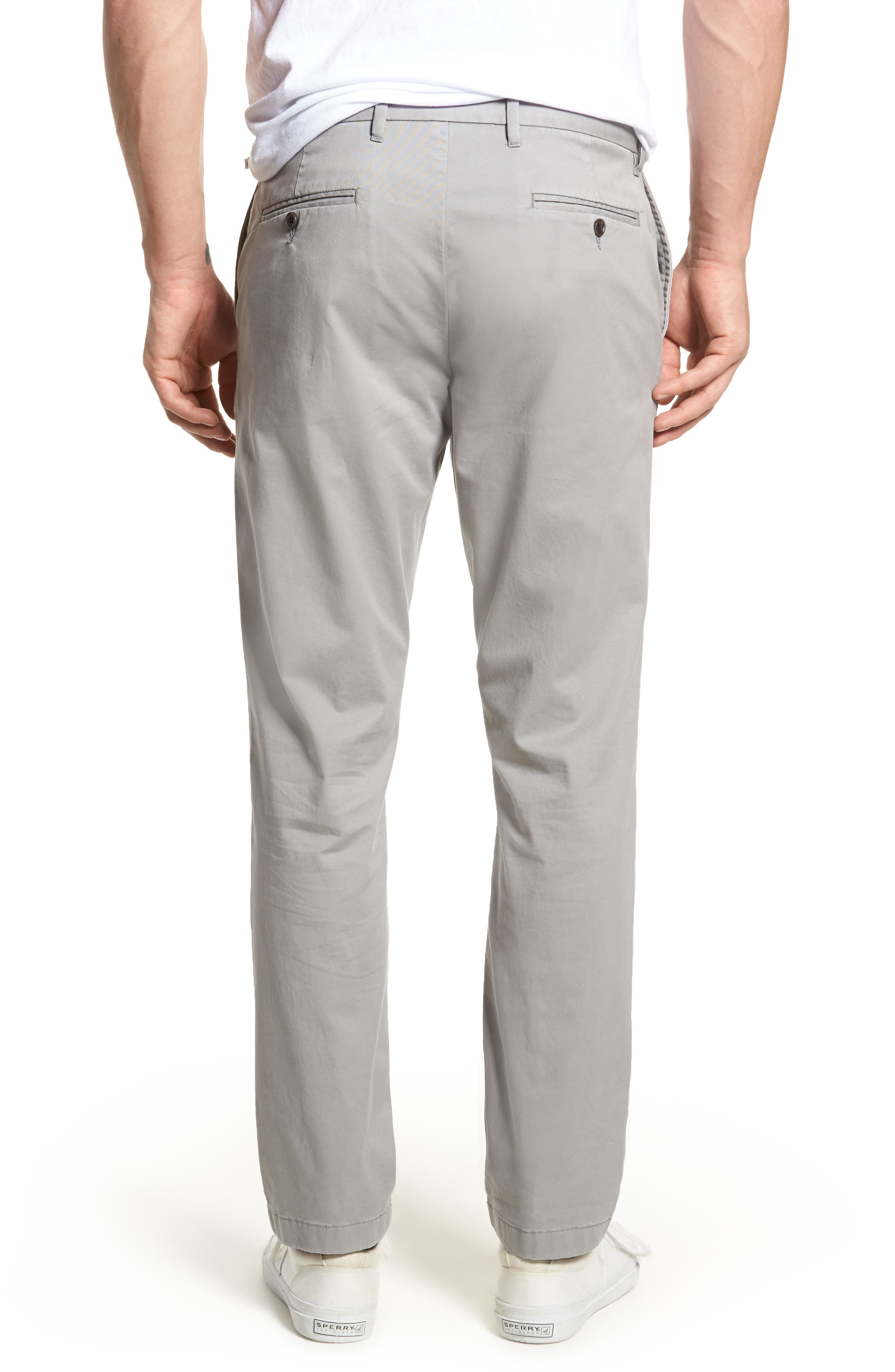 Fremont Relaxed Slim Fit Chinos,                             Alternate thumbnail 8, color,