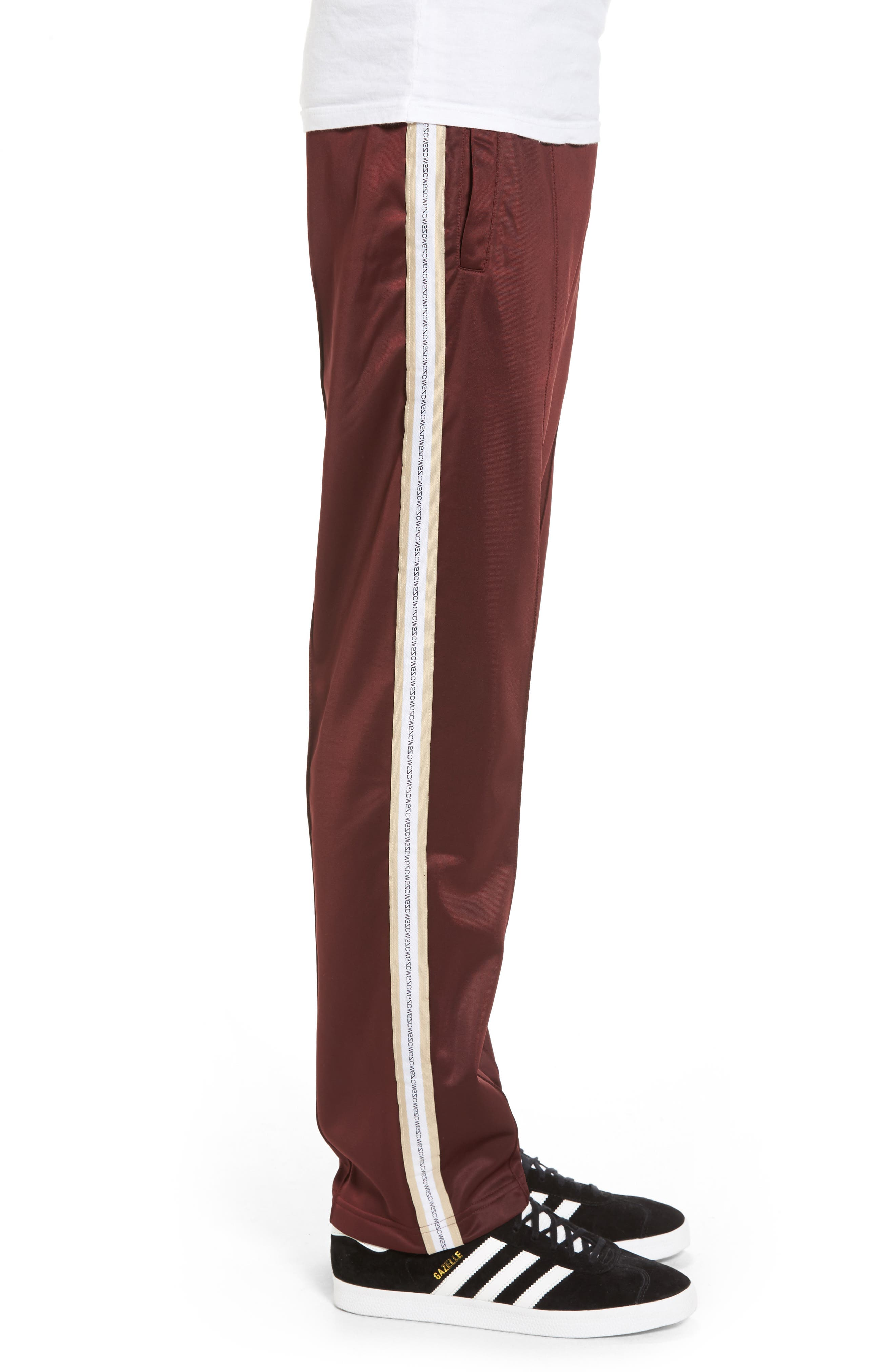 Marcel Track Pants,                             Alternate thumbnail 3, color,                             605