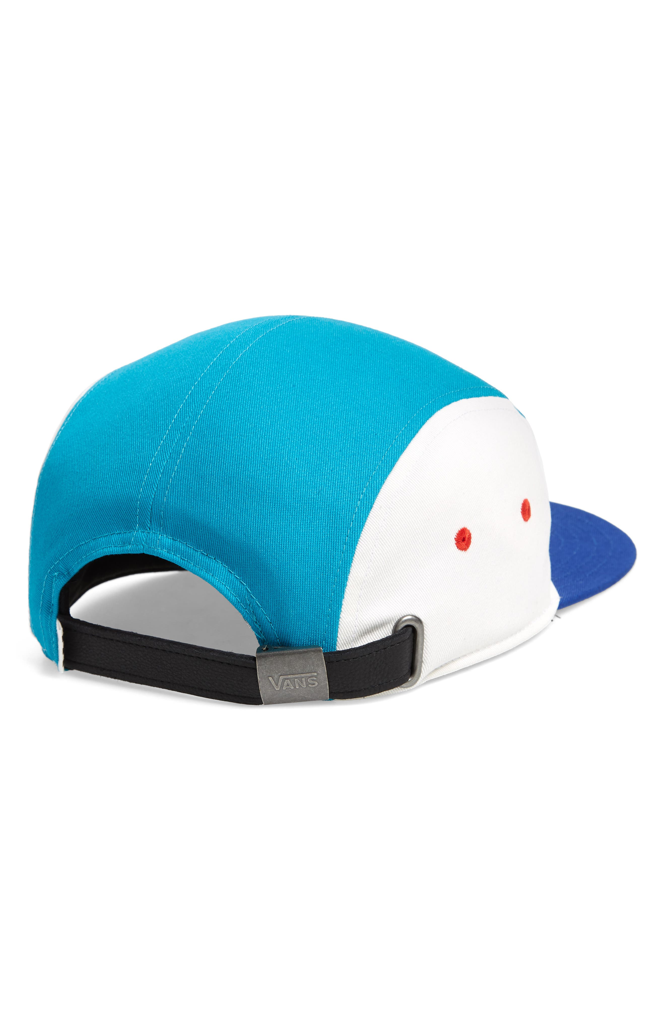Ranger Five Panel Camper Hat,                             Alternate thumbnail 2, color,                             MAZARINE BLUE