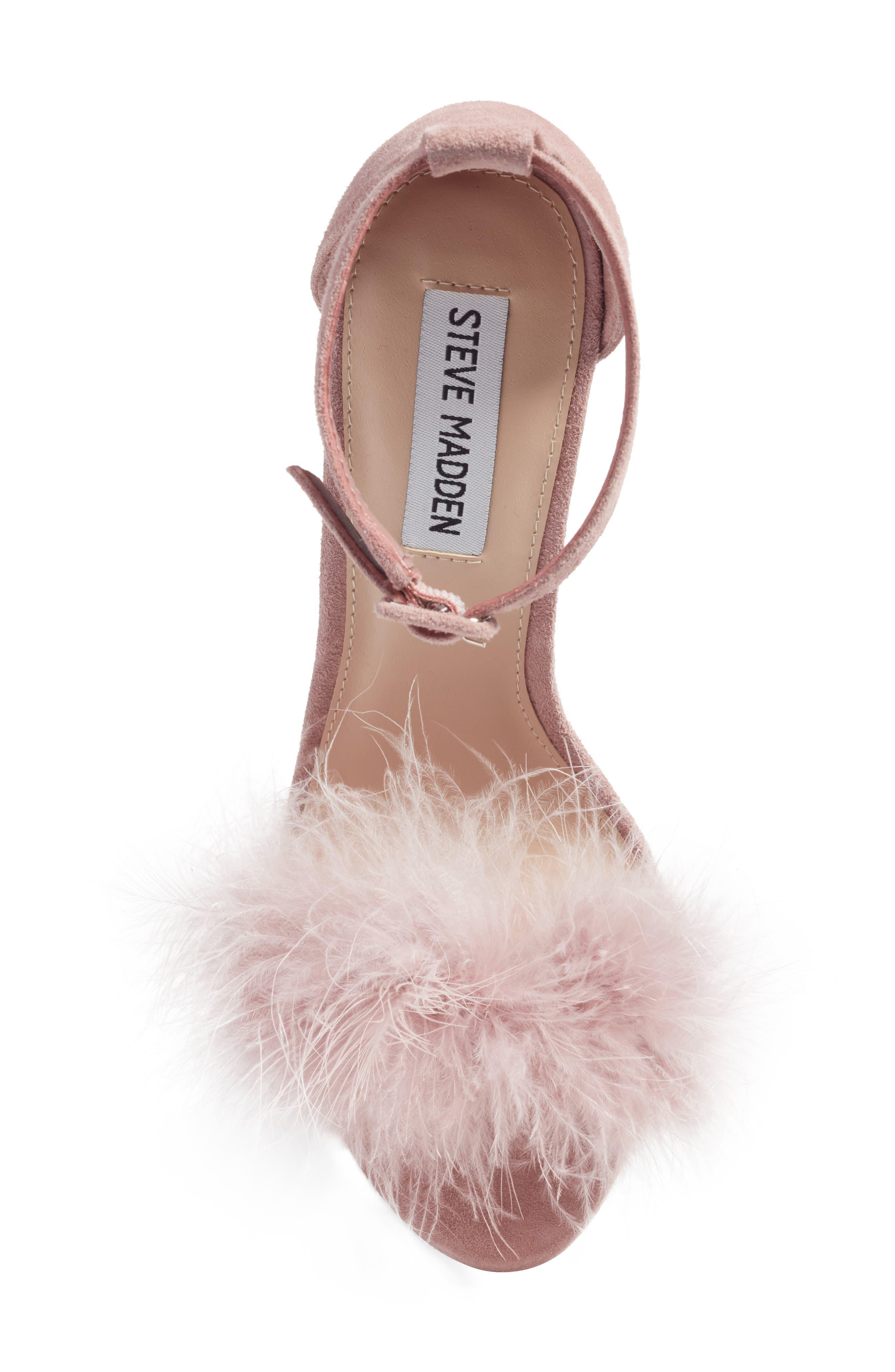 Clutch Ankle Strap Sandal,                             Alternate thumbnail 5, color,                             650