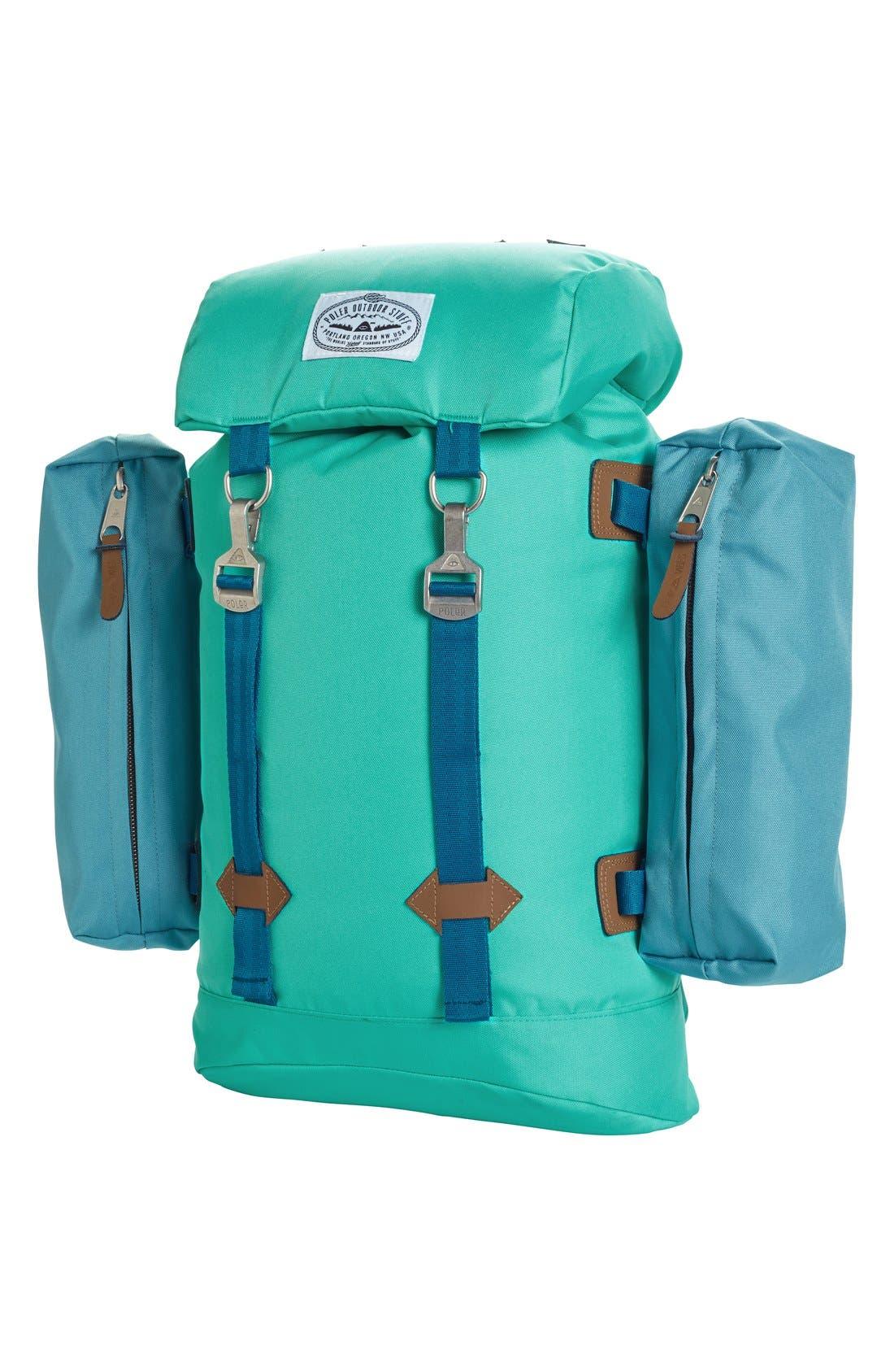 'Newport Rucksack' Backpack, Main, color, 420