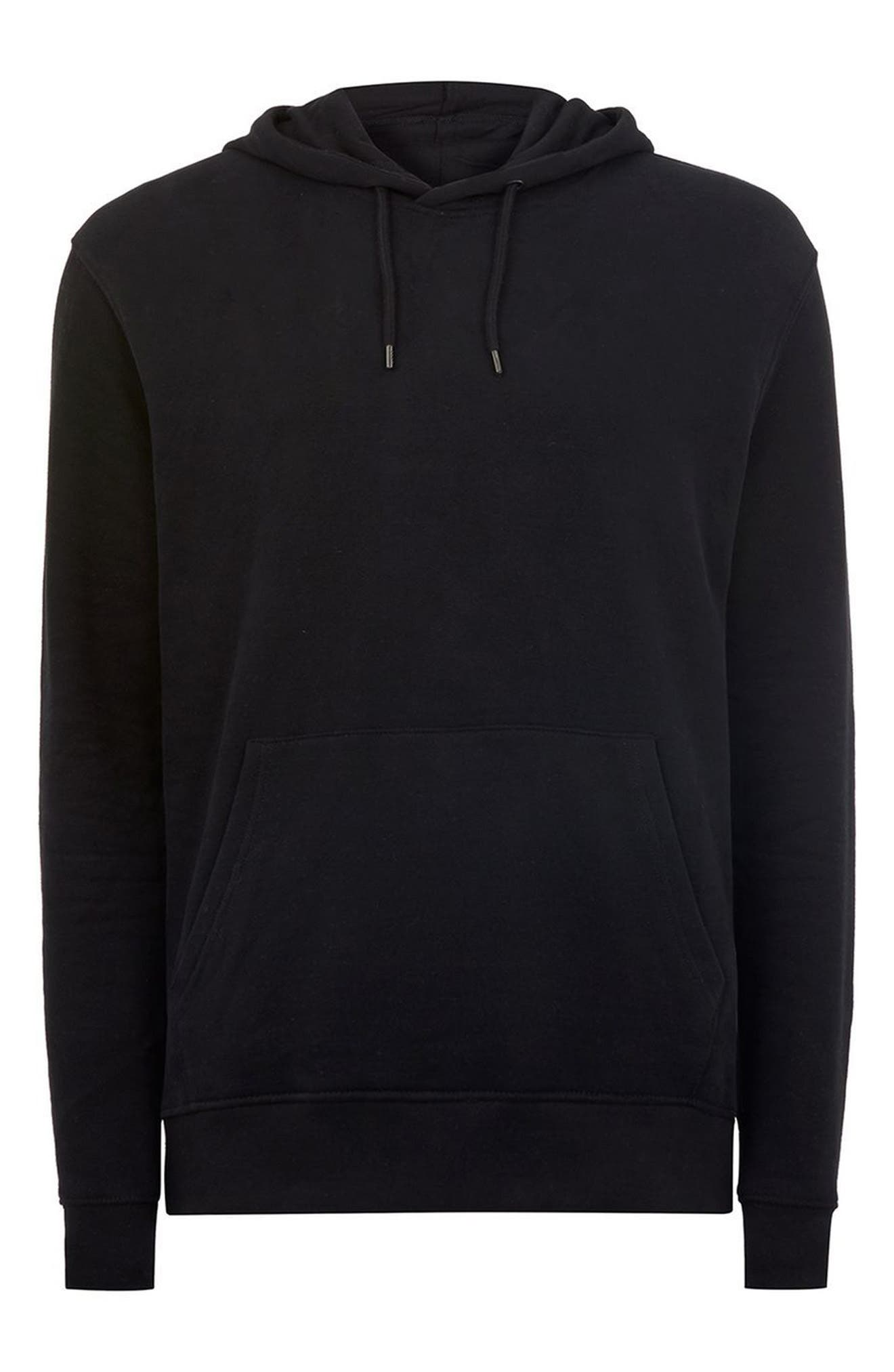 Classic Hoodie,                             Alternate thumbnail 4, color,                             001