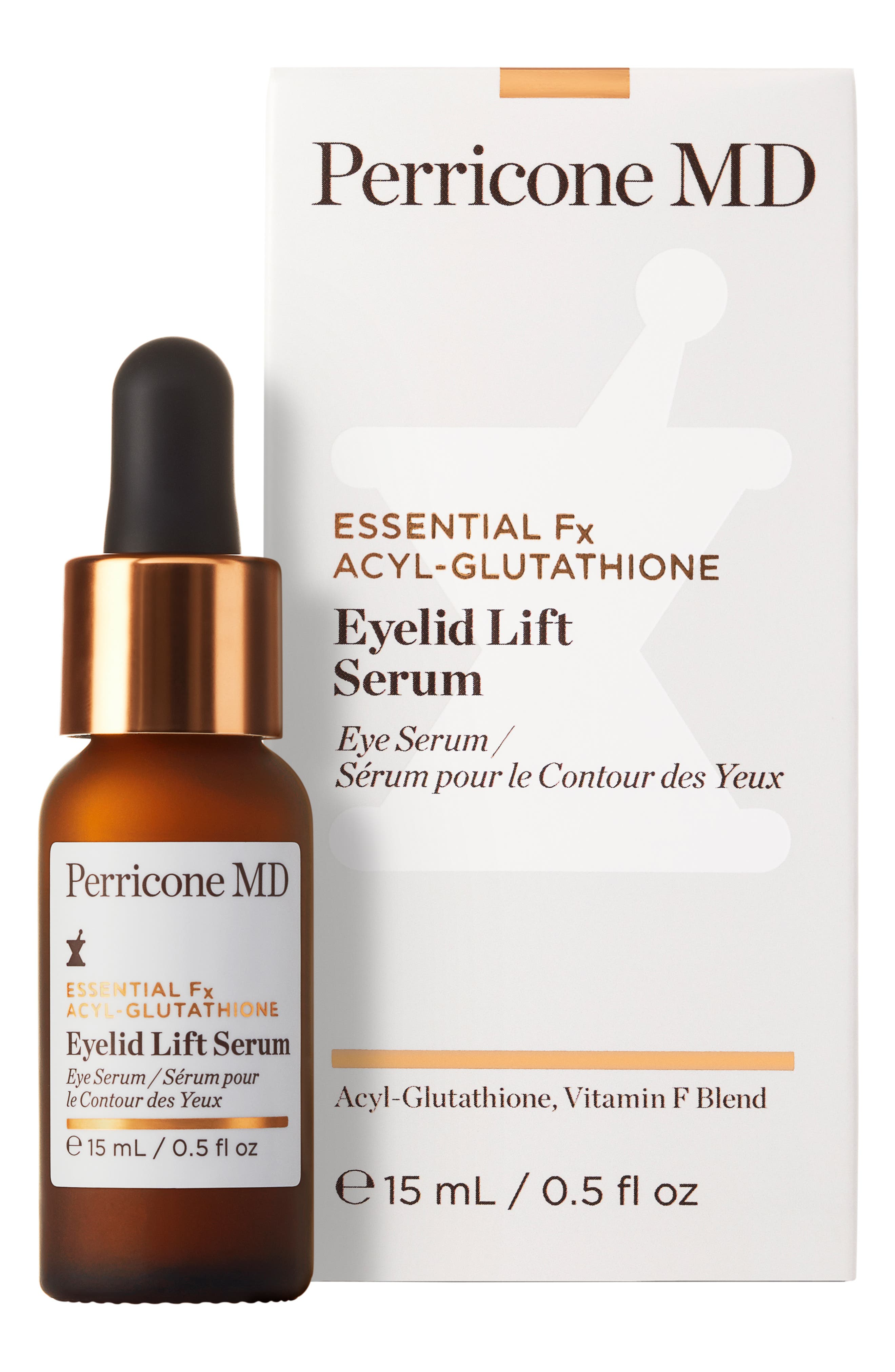 Essential Fx Acyl-Glutathione Eyelid Lift Serum,                             Alternate thumbnail 2, color,                             NO COLOR