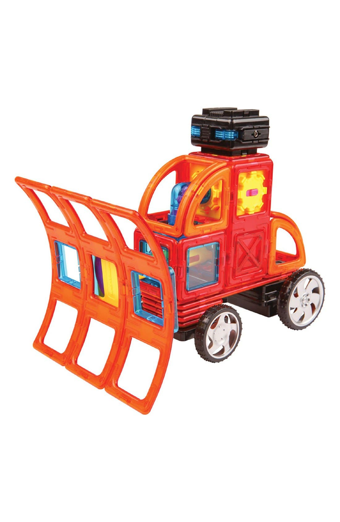 'Heavy Duty' Magnetic Remote Control Vehicle Construction Set,                             Alternate thumbnail 2, color,                             800