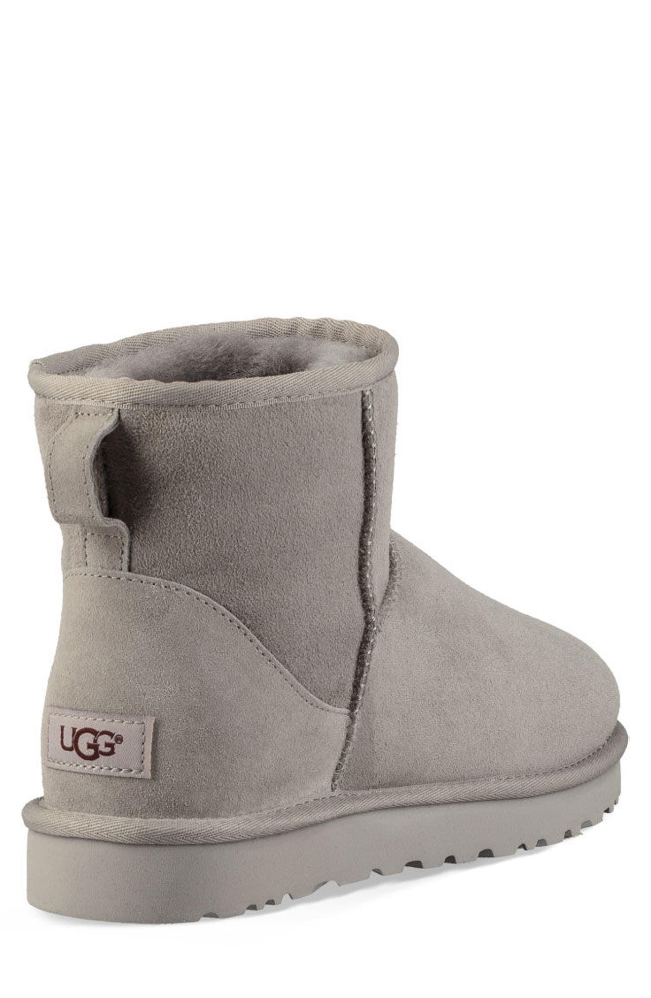 UGG<SUP>®</SUP>,                             Classic Mini Boot,                             Alternate thumbnail 2, color,                             024