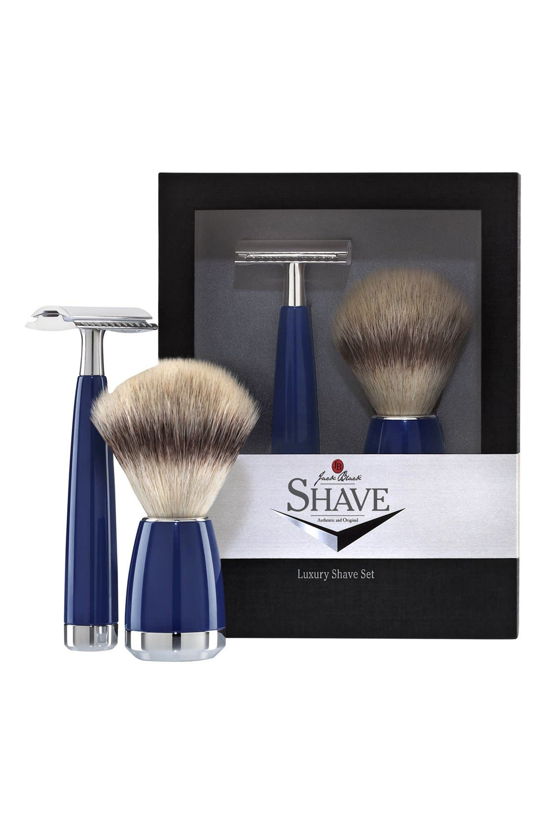 Luxury Shave Set, Main, color, 000