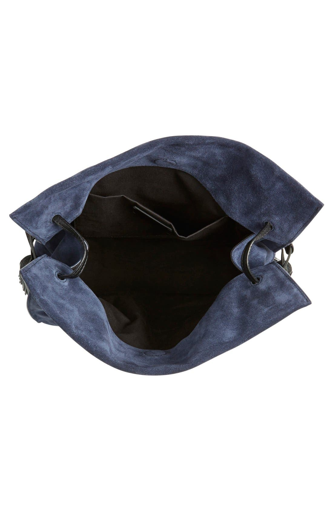 Freedom Suede Hobo,                             Alternate thumbnail 19, color,