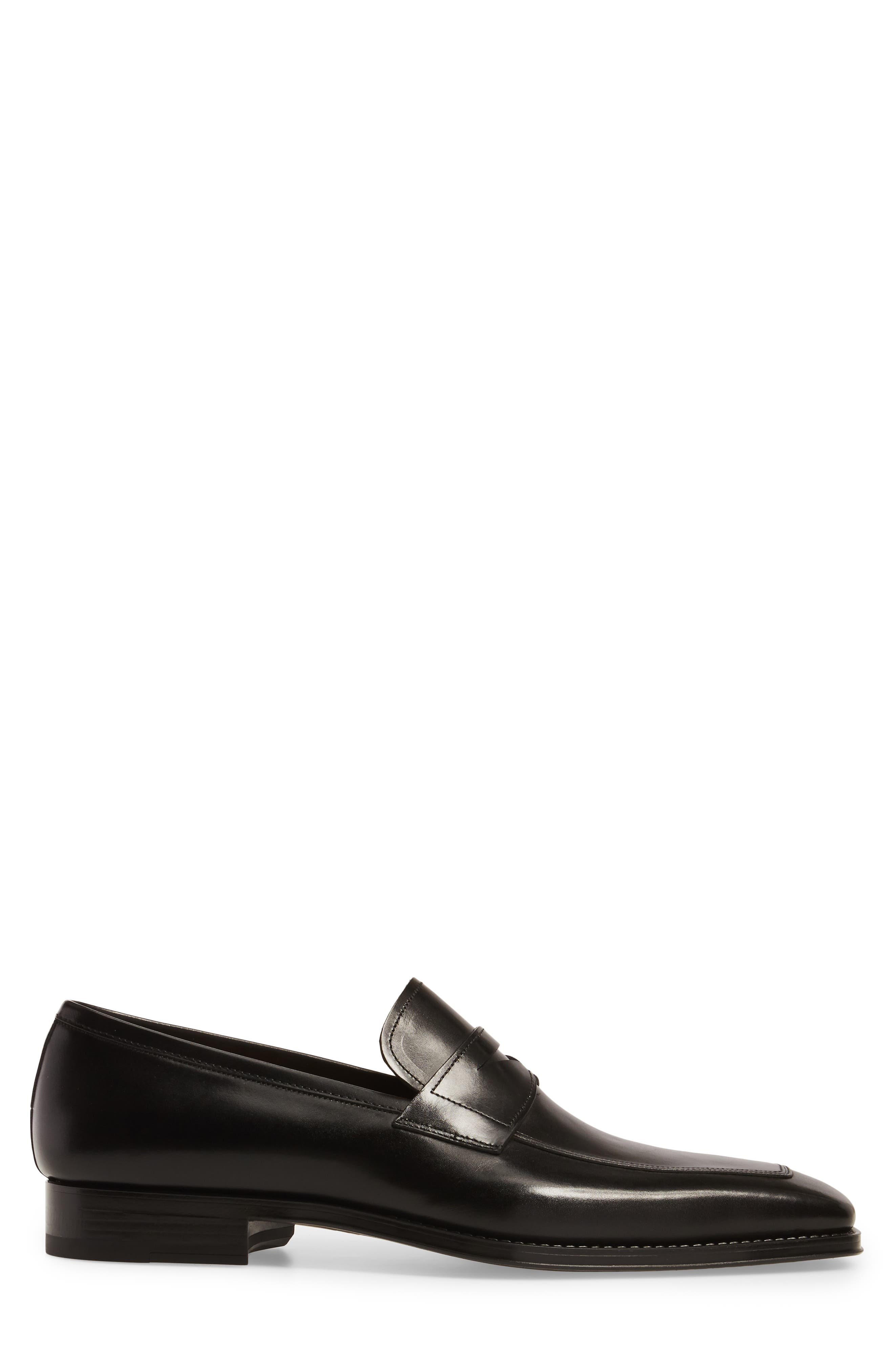 Marc Penny Loafer,                             Alternate thumbnail 3, color,                             001