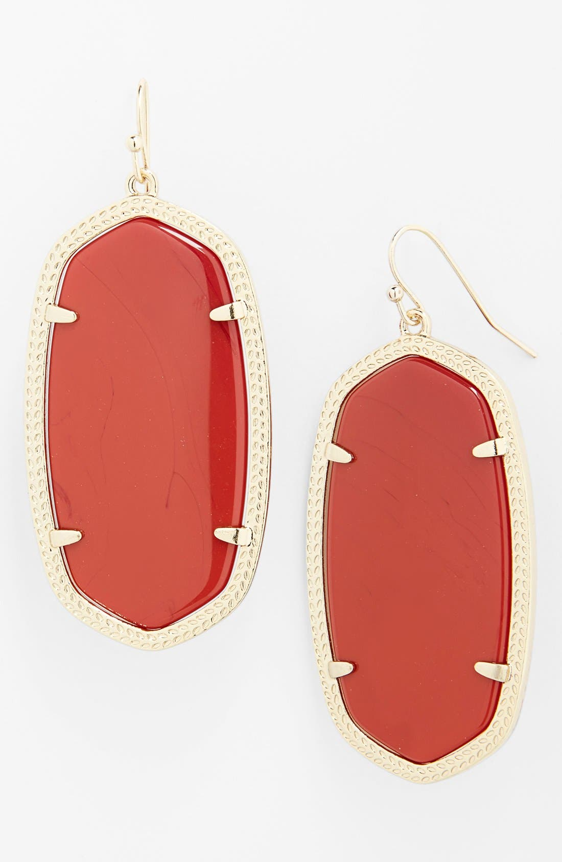 Danielle - Large Oval Statement Earrings,                             Main thumbnail 71, color,