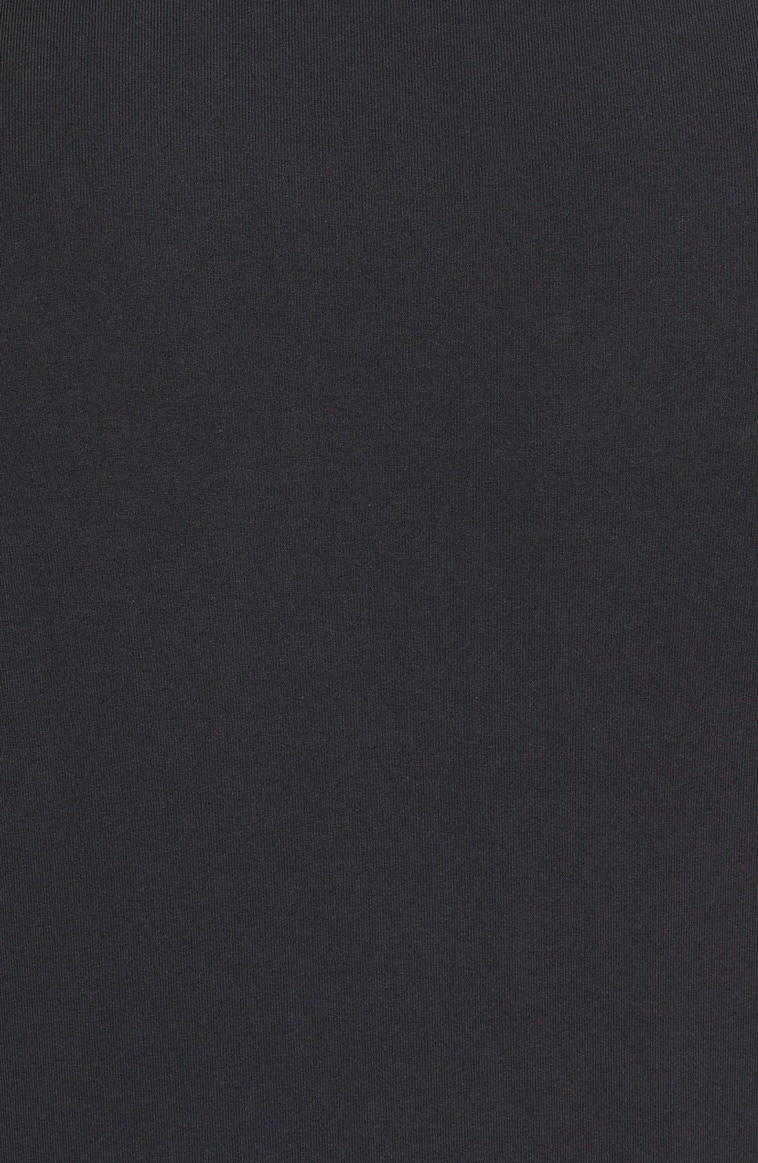 'Strange Love' Trim Fit Wrinkle Resistant Quarter Zip Jacket,                             Alternate thumbnail 20, color,