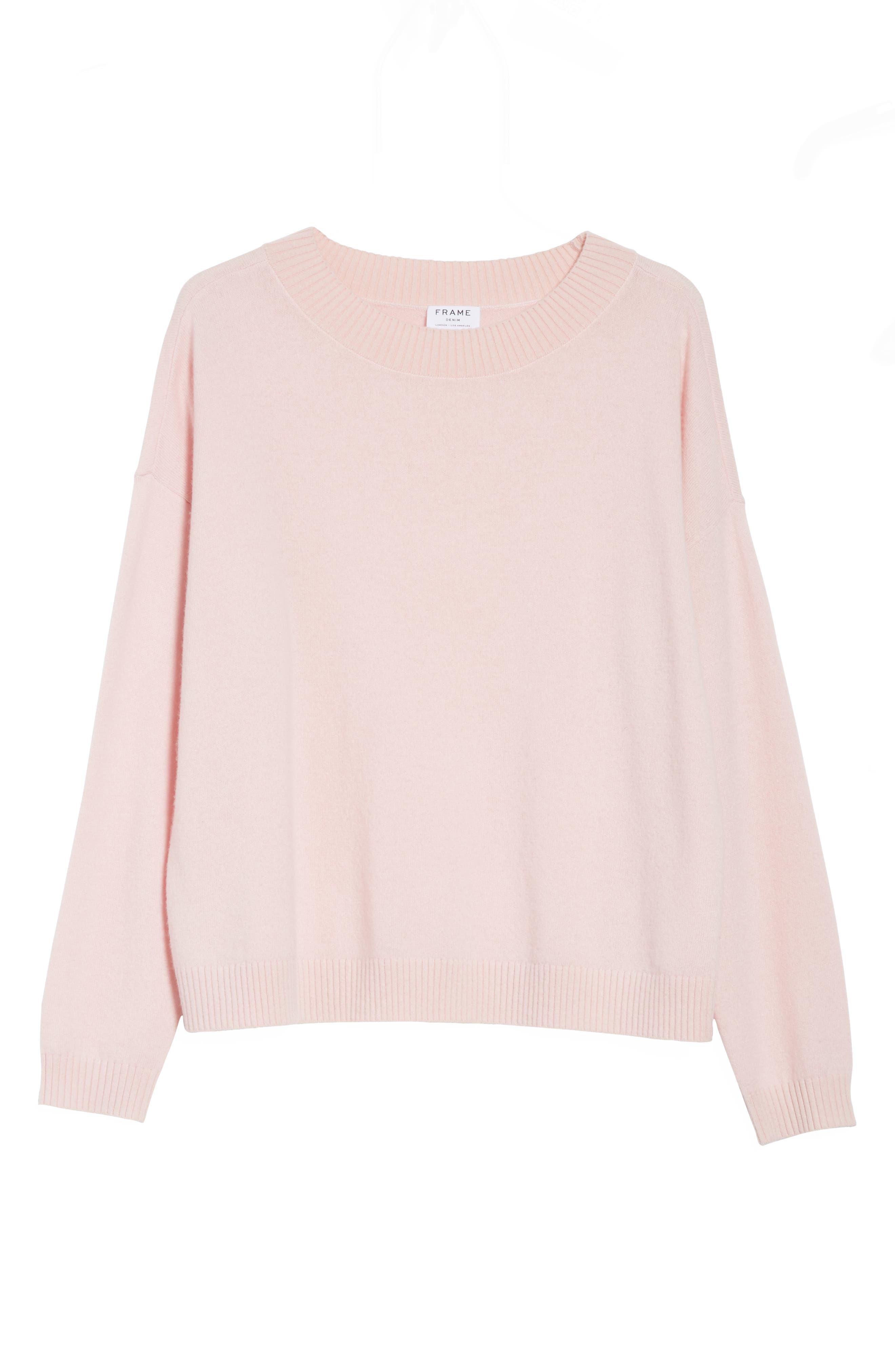 Boyfriend Sweater,                             Alternate thumbnail 6, color,                             650