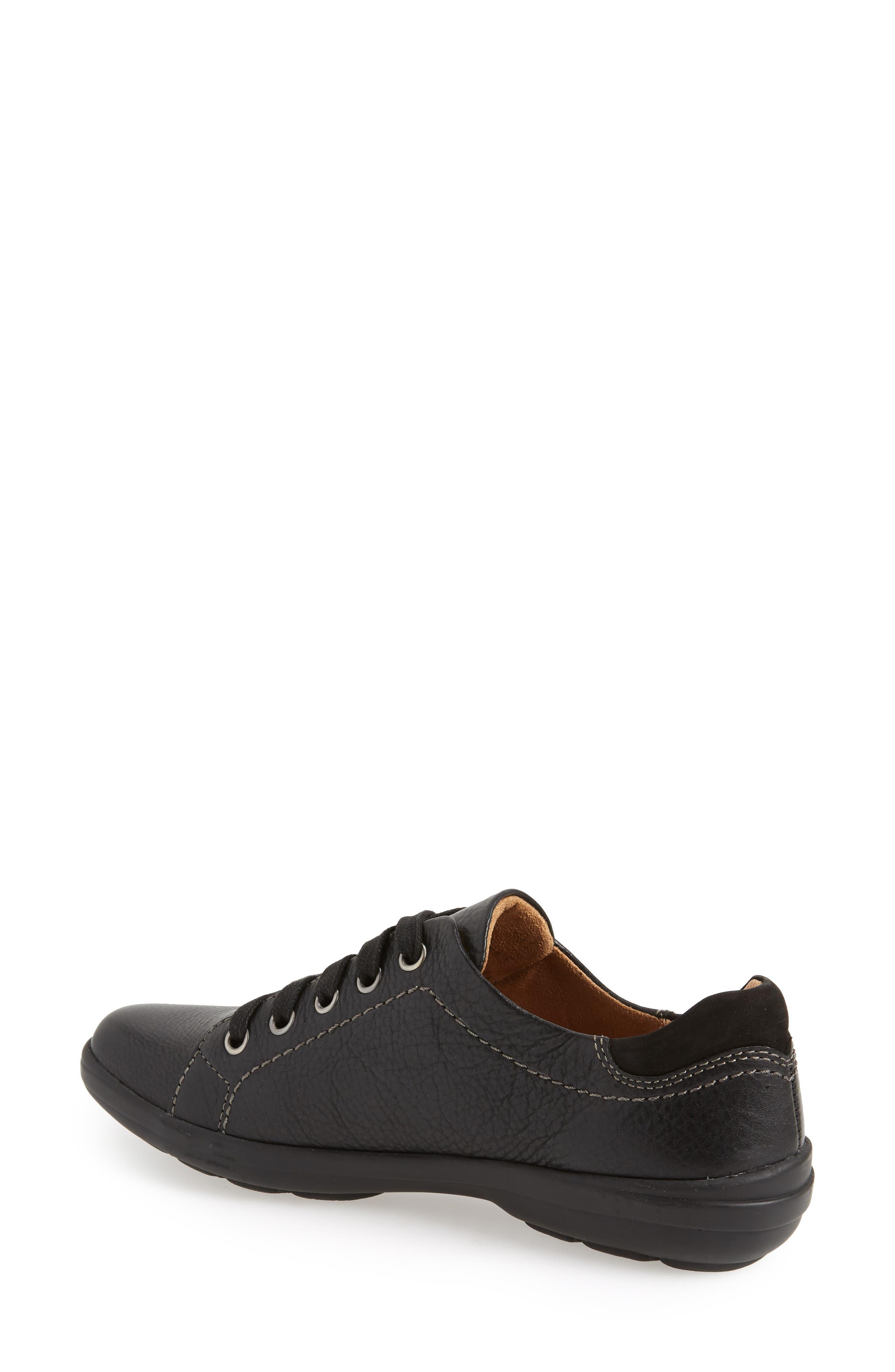 Reston Sneaker,                             Alternate thumbnail 2, color,                             BLACK