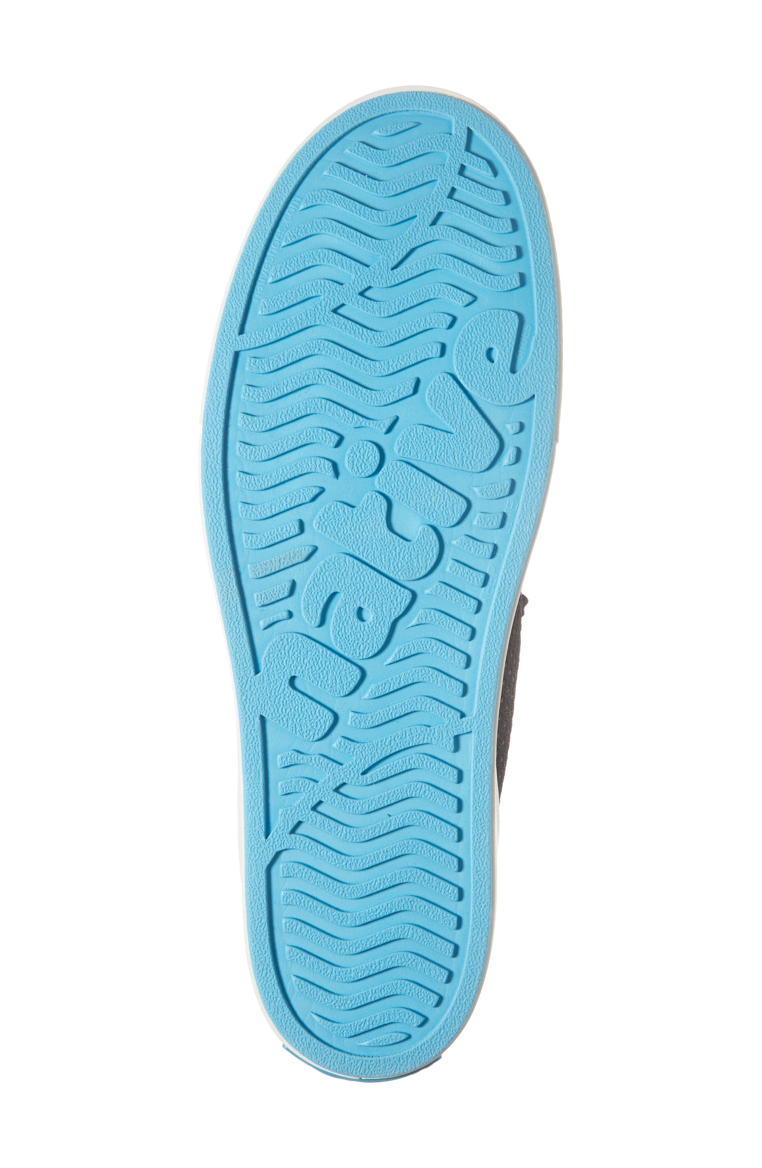 Jefferson 2.0 Liteknit Lace-Up Sneaker,                             Alternate thumbnail 6, color,                             JIFFY BLACK/ SHELL WHITE