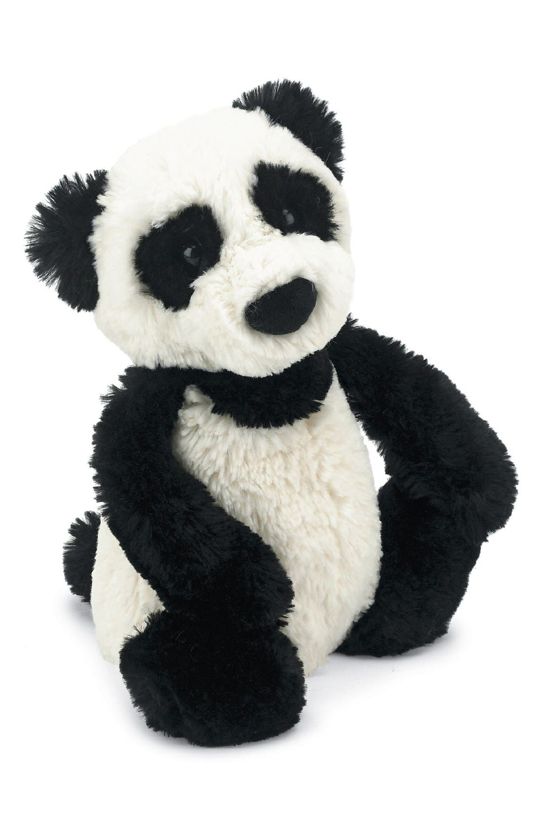 'Medium Bashful Panda' Stuffed Animal,                             Main thumbnail 1, color,