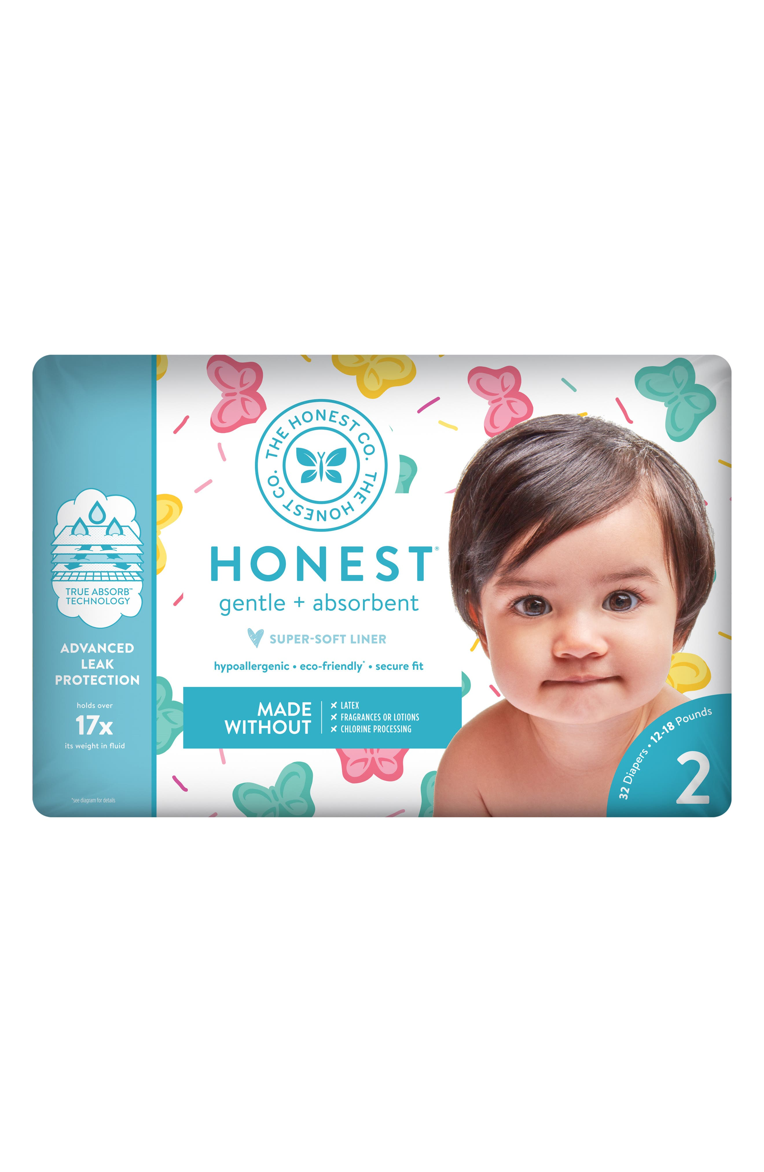 x Sugarfina Sweet Thing Diapers,                             Alternate thumbnail 8, color,                             SWEET THING