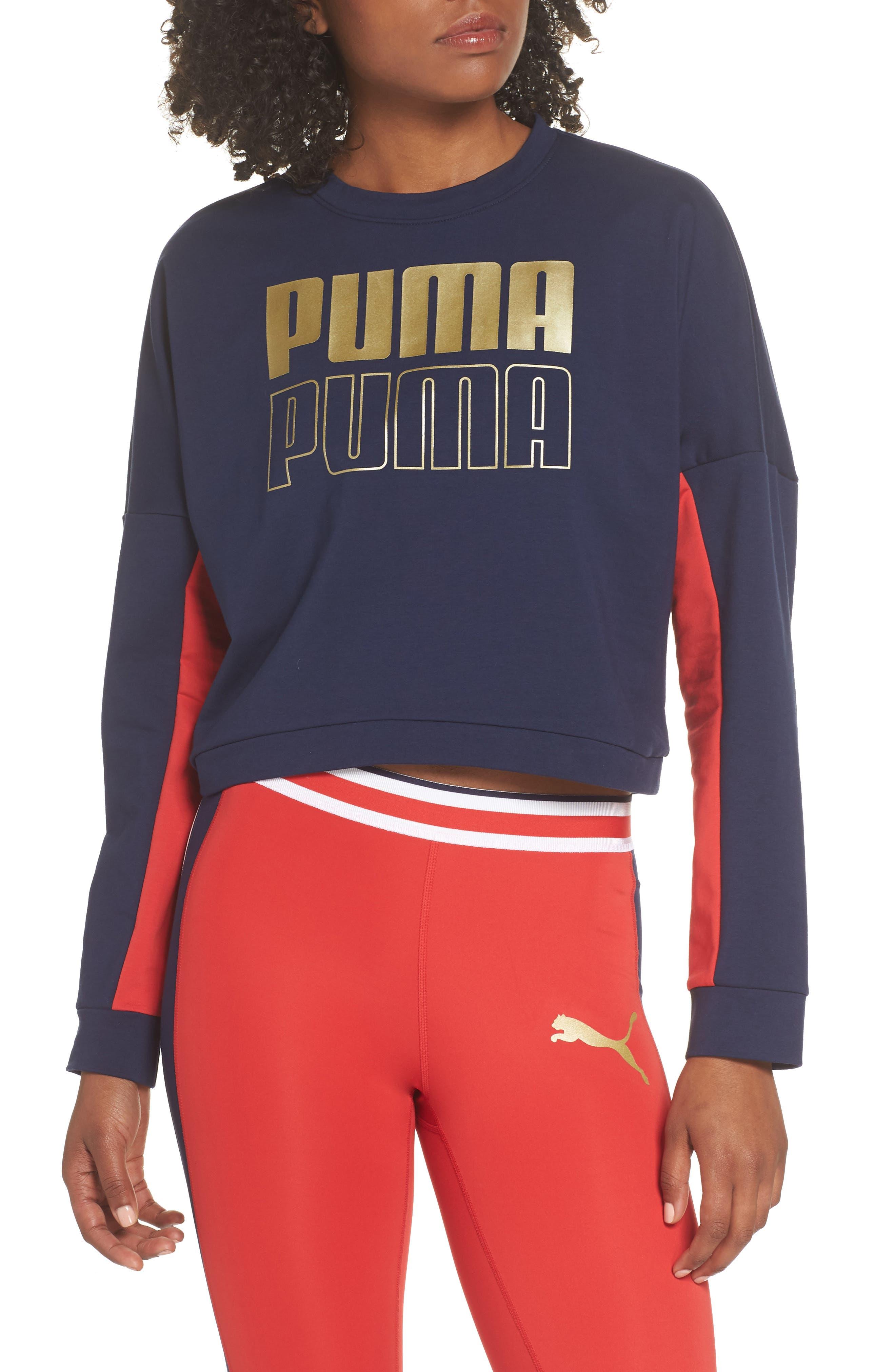 Modern Sport Sweatshirt,                             Main thumbnail 1, color,                             710