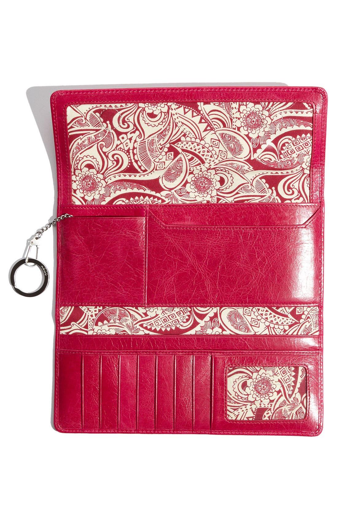 'Sadie' Leather Wallet,                             Alternate thumbnail 165, color,
