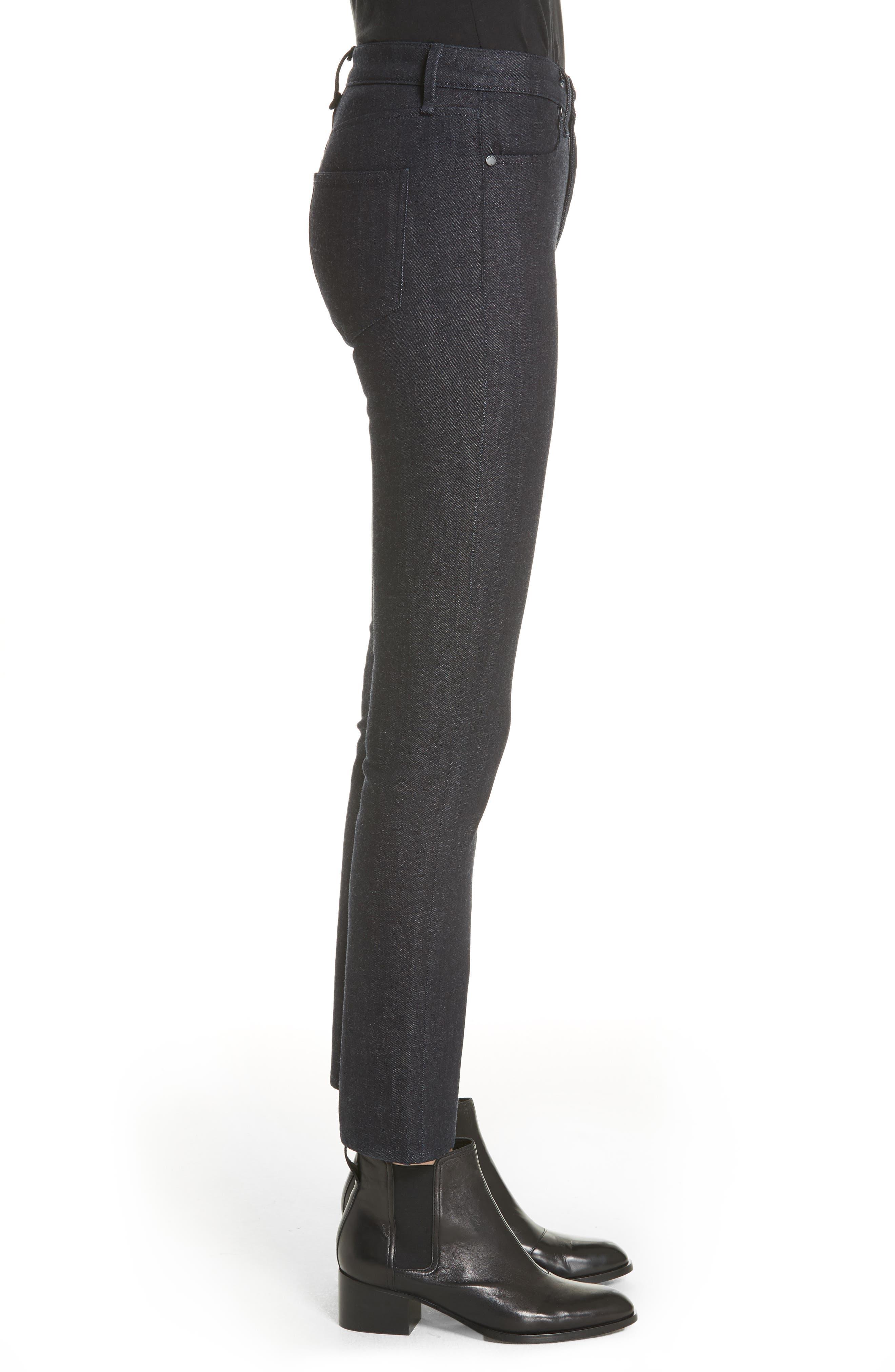Cigarette Leg Skinny Jeans,                             Alternate thumbnail 3, color,                             470