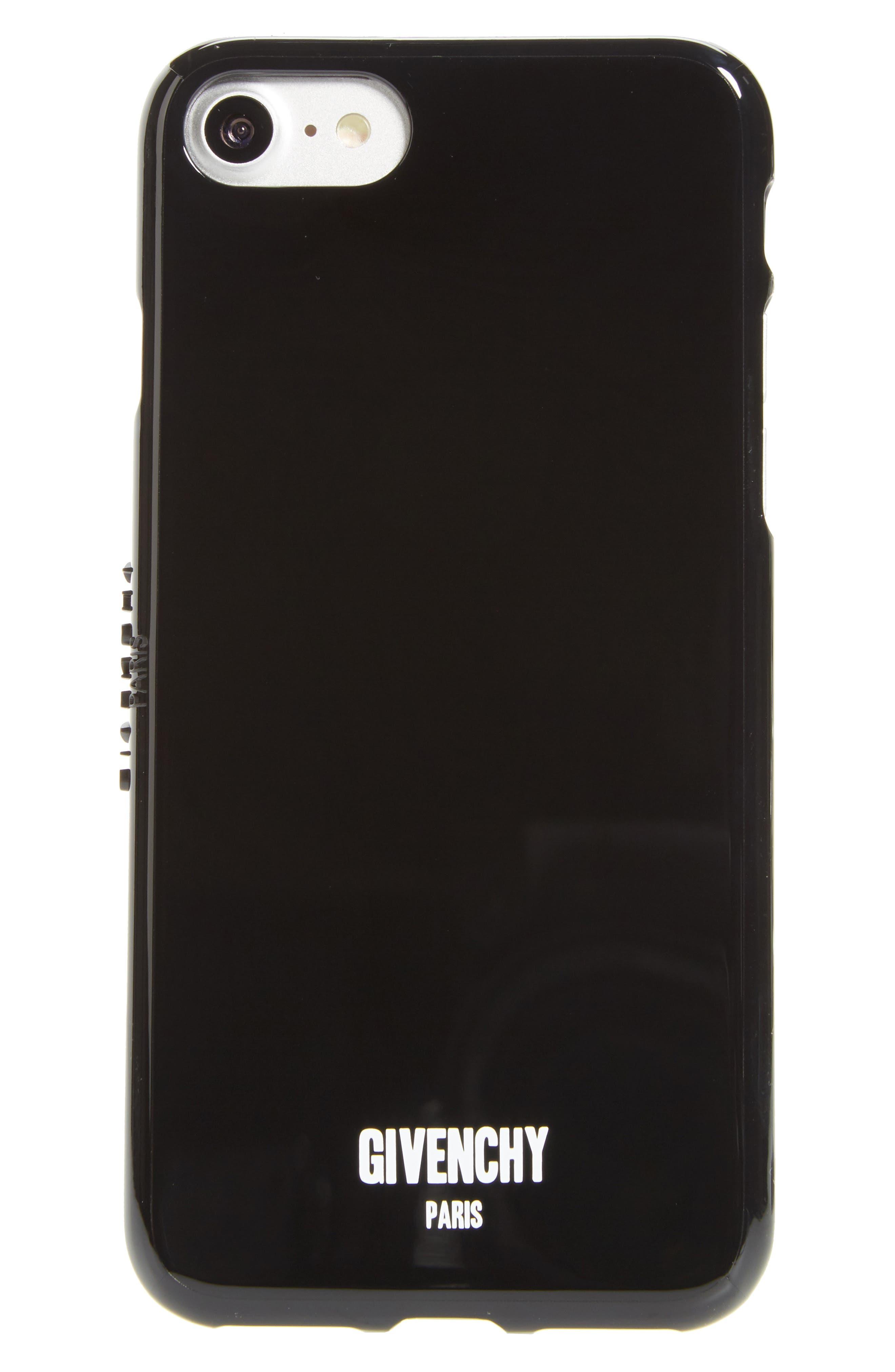 Logo iPhone 7 Case,                             Main thumbnail 1, color,                             001
