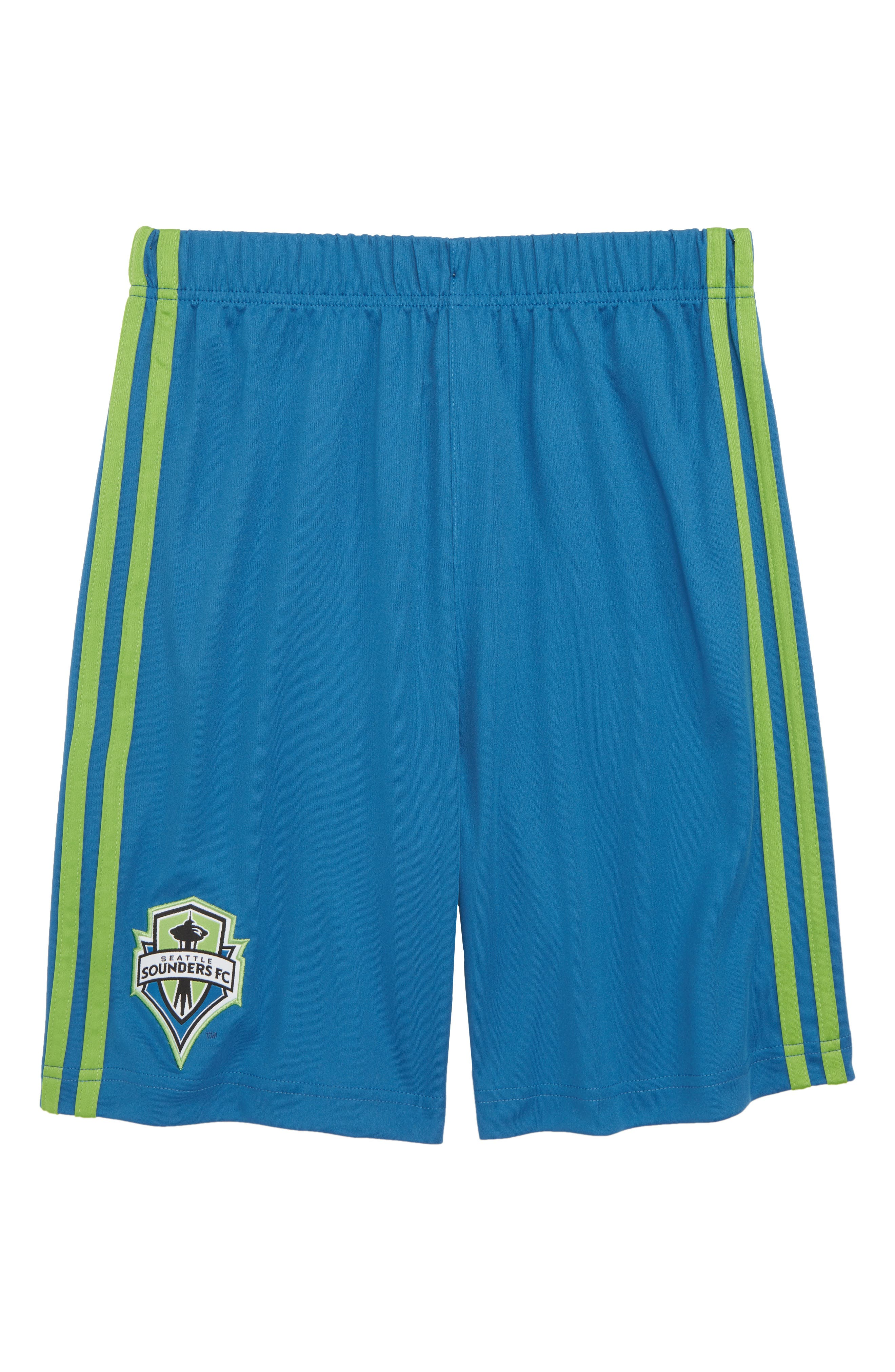 MLS Seattle Sounders FC Shorts,                         Main,                         color, 400