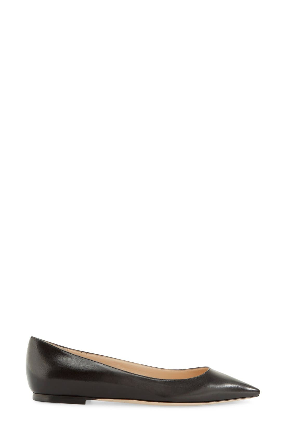 'Romy' Pointy Toe Flat,                             Alternate thumbnail 35, color,