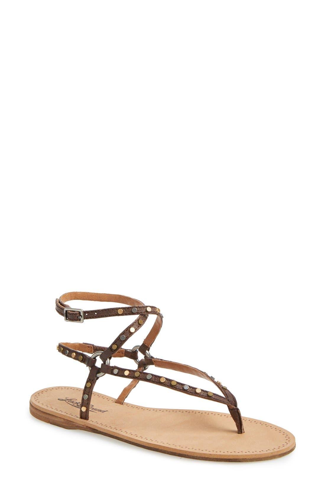 'Adivita' Sandal, Main, color, 200
