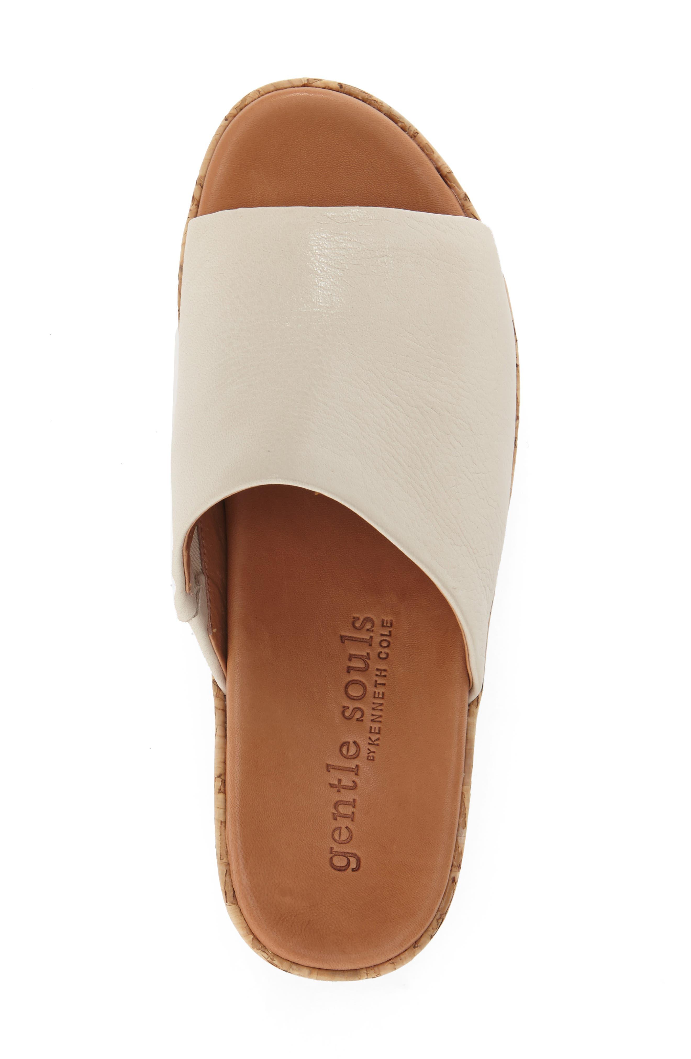 'Megan' Platform Wedge Sandal,                             Alternate thumbnail 6, color,                             053