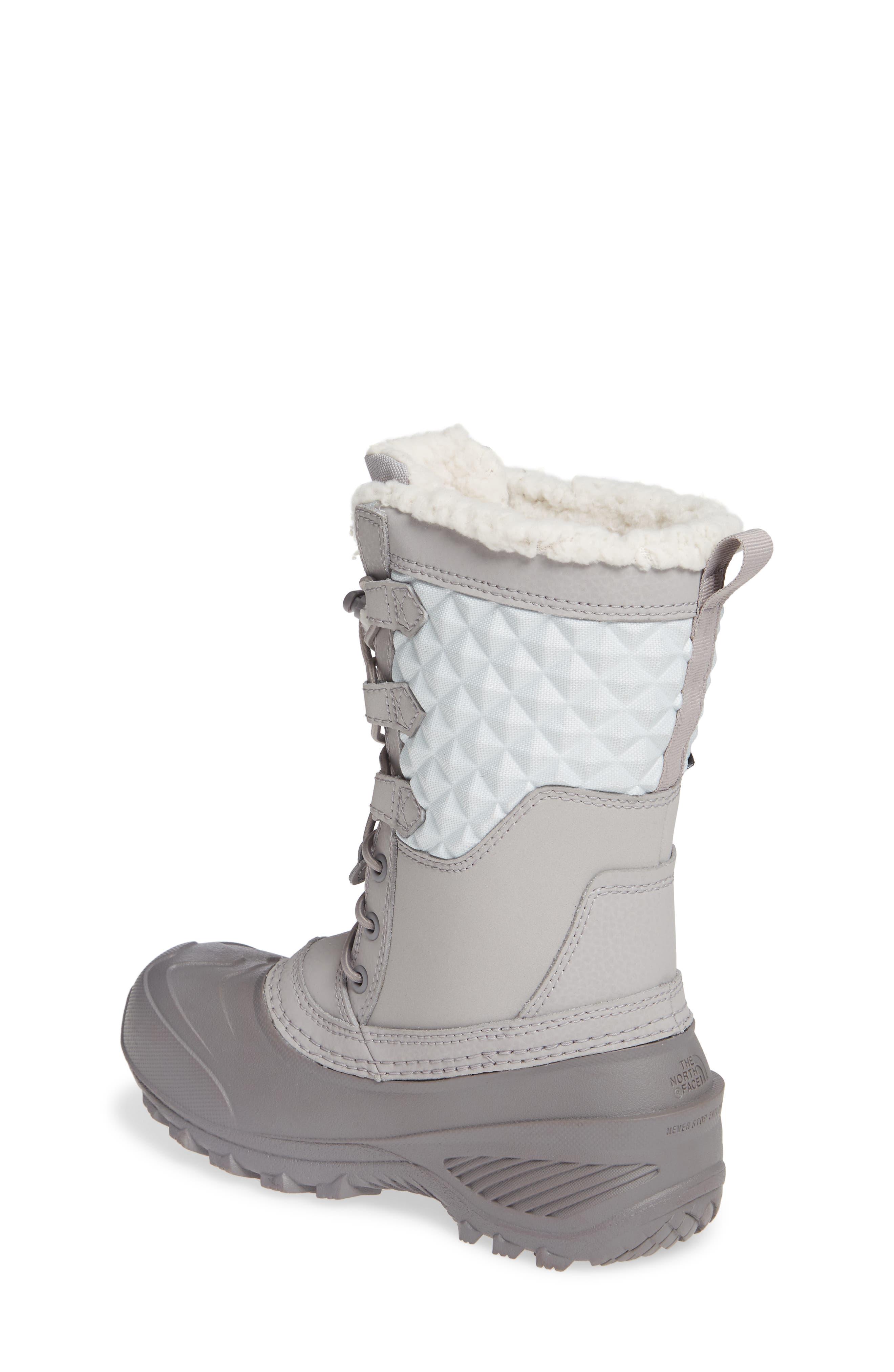 Shellista Lace III Faux Fur Waterproof Boot,                             Alternate thumbnail 2, color,                             030