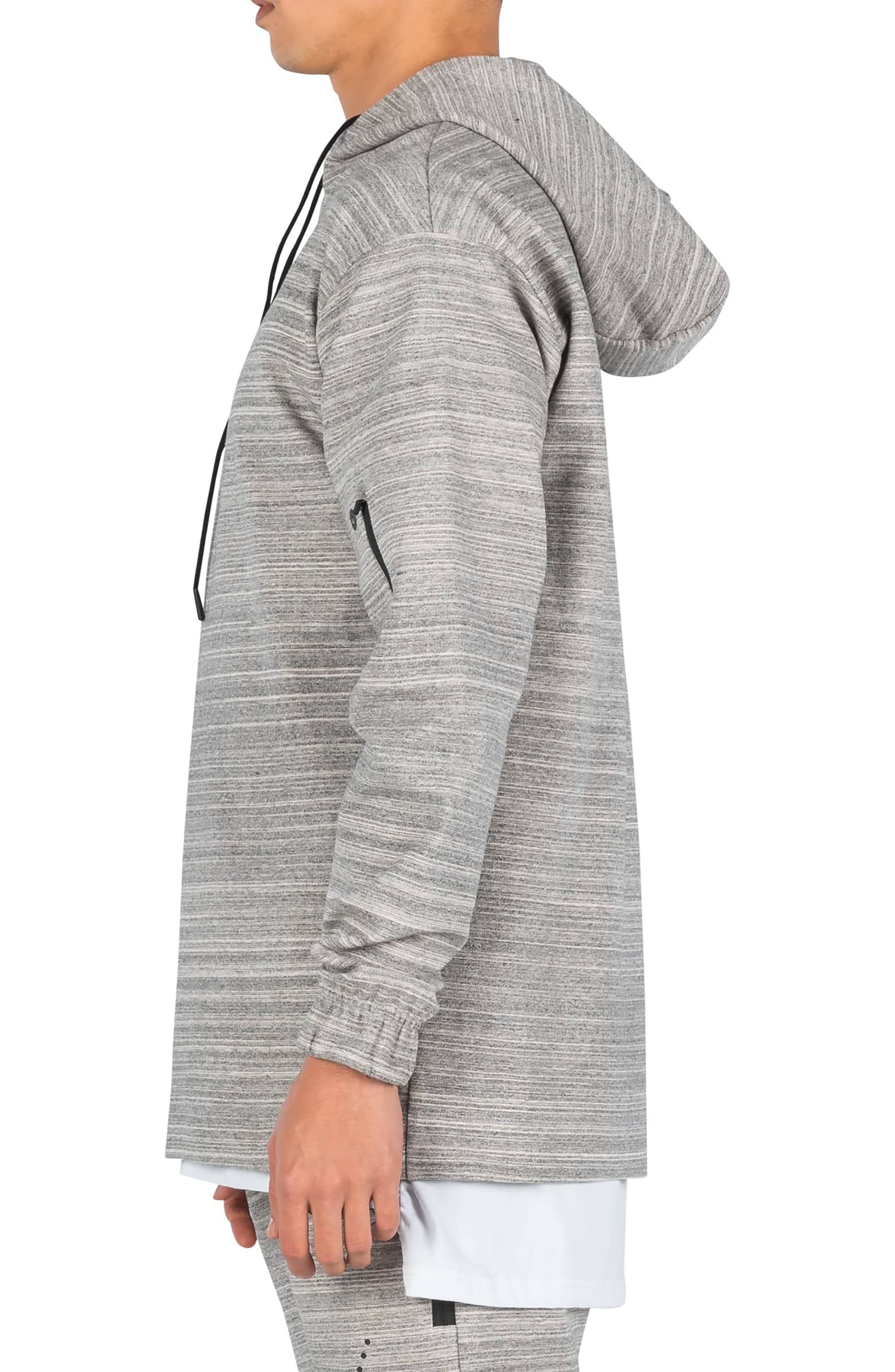 Tech Hoodie Sweatshirt,                             Alternate thumbnail 3, color,                             031