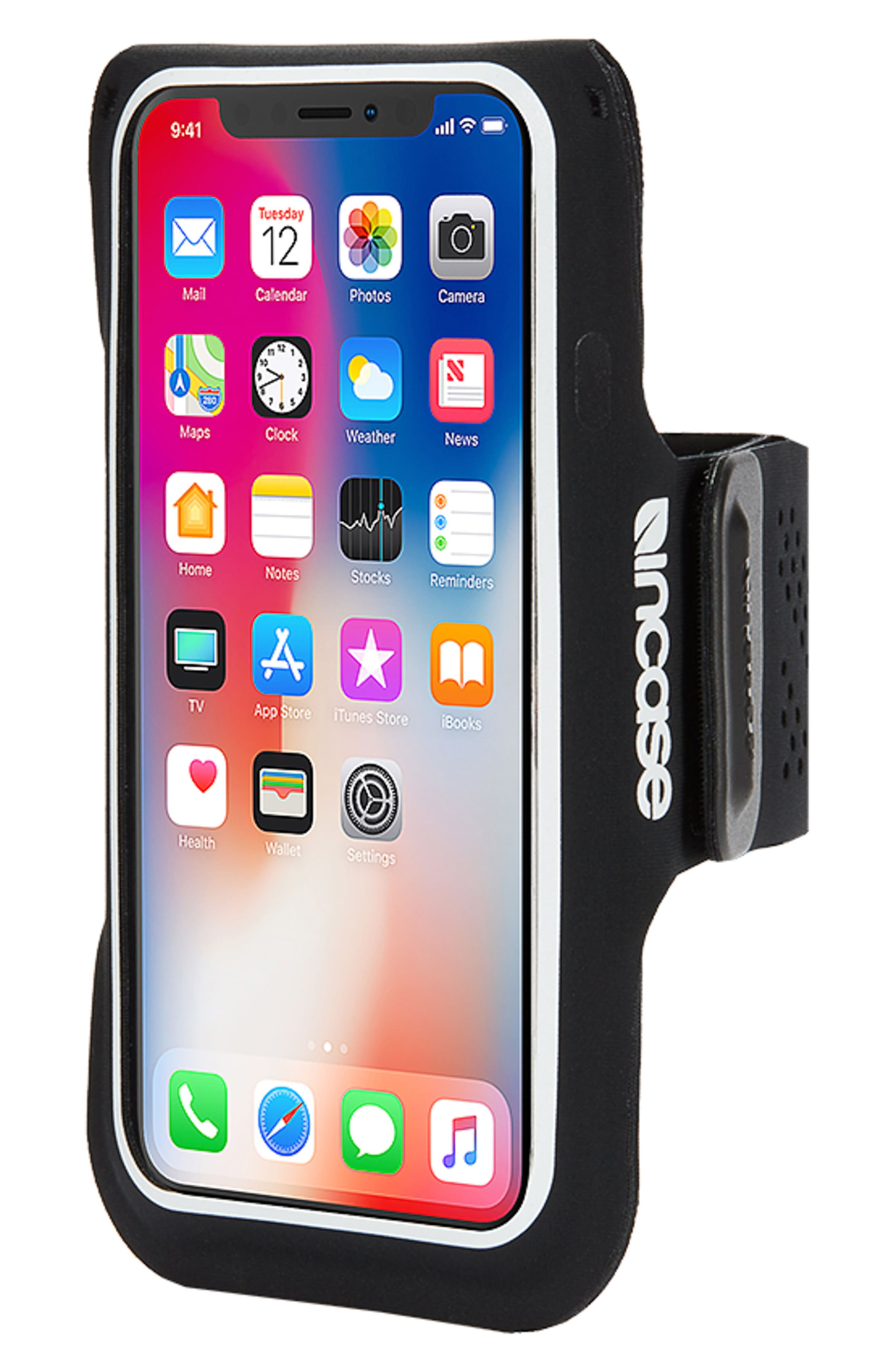 iPhone X Active Armband,                             Alternate thumbnail 7, color,