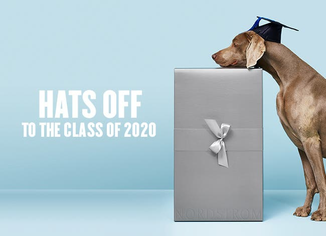 Hats off to the class of 2020: graduation gifts.