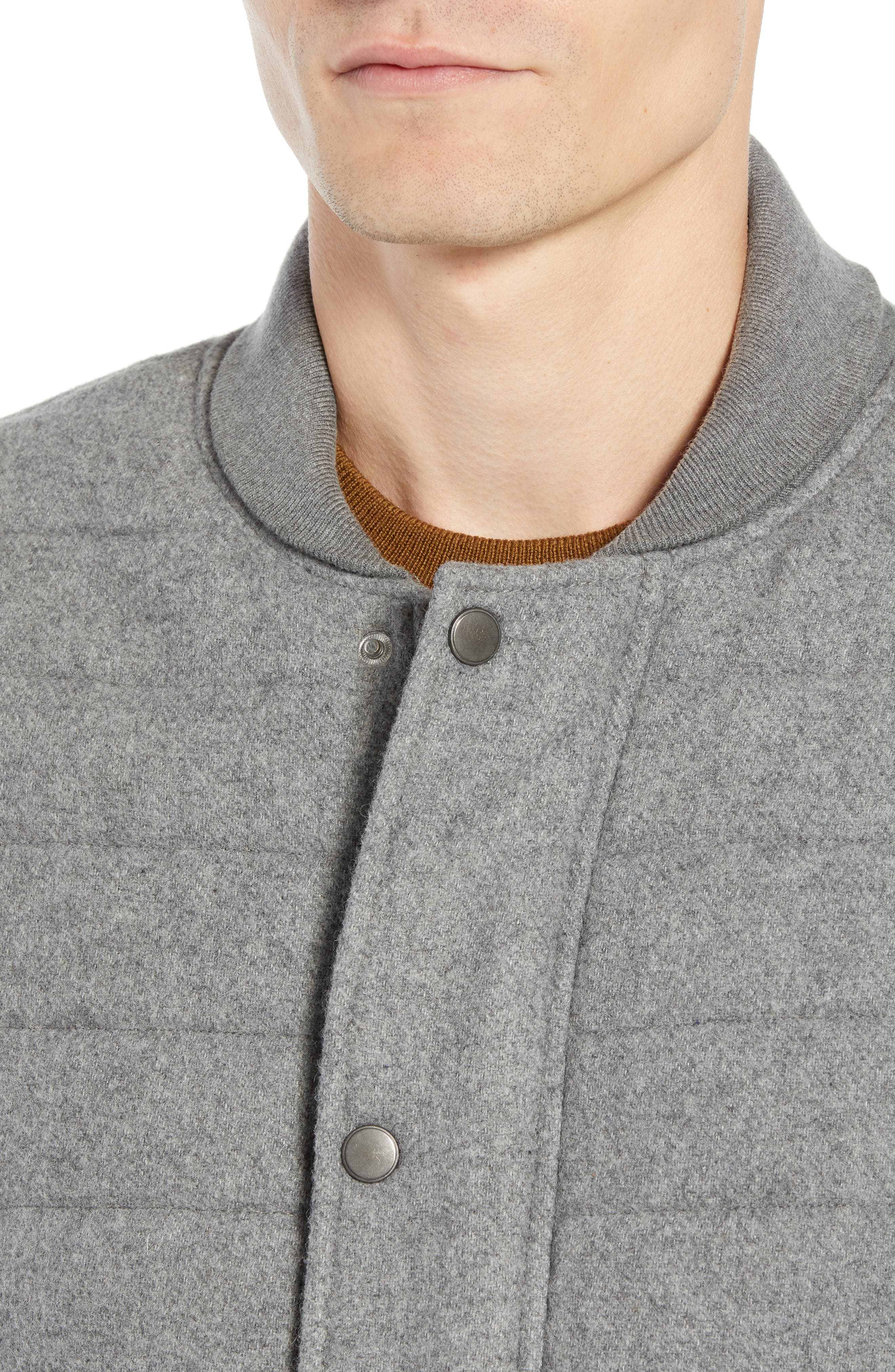 Quilted Vest,                             Alternate thumbnail 4, color,                             050