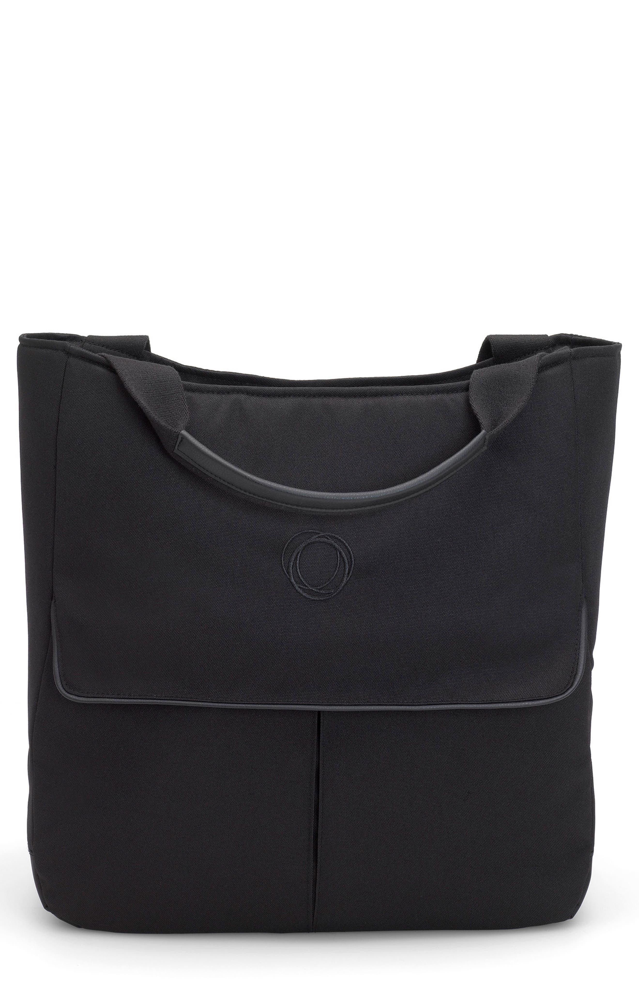 Mammoth Bee Stroller Organizer Bag,                             Main thumbnail 1, color,                             BLACK