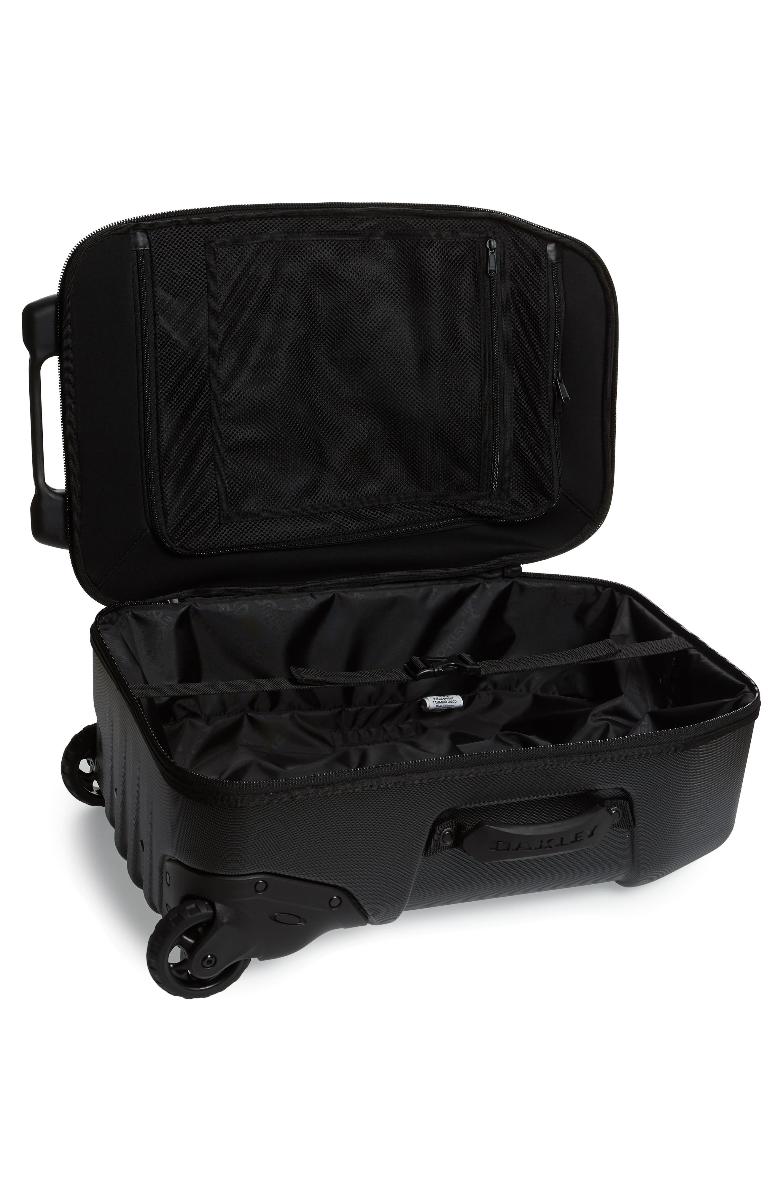 OAKLEY,                             FP 45L Rolling Duffel Carry-On,                             Alternate thumbnail 2, color,                             001