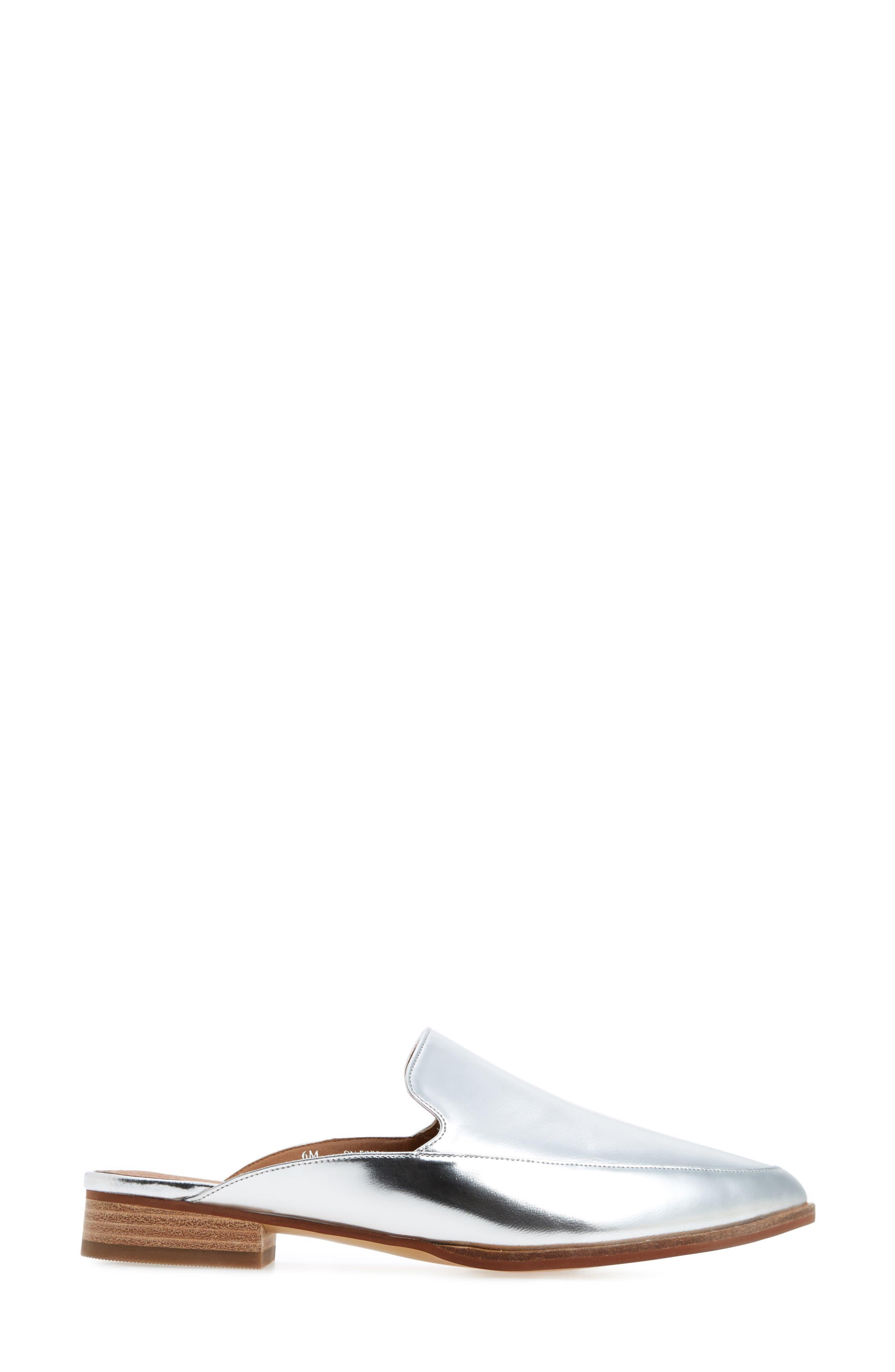 Corbin Genuine Calf Hair Slide Loafer,                             Alternate thumbnail 11, color,